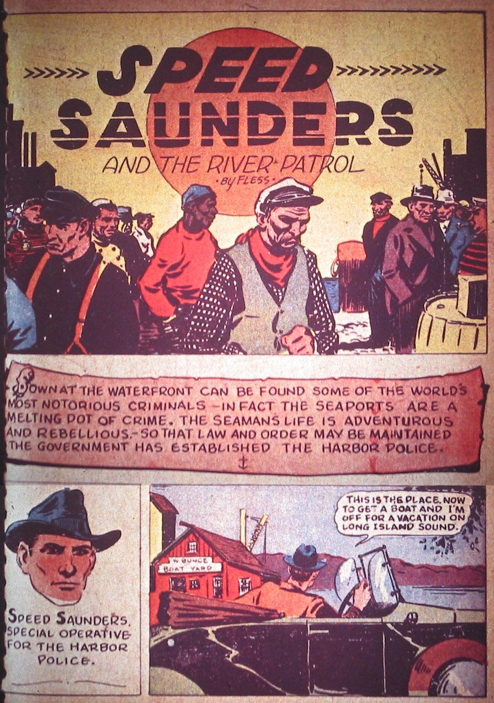 Read online Detective Comics (1937) comic -  Issue #3 - 3
