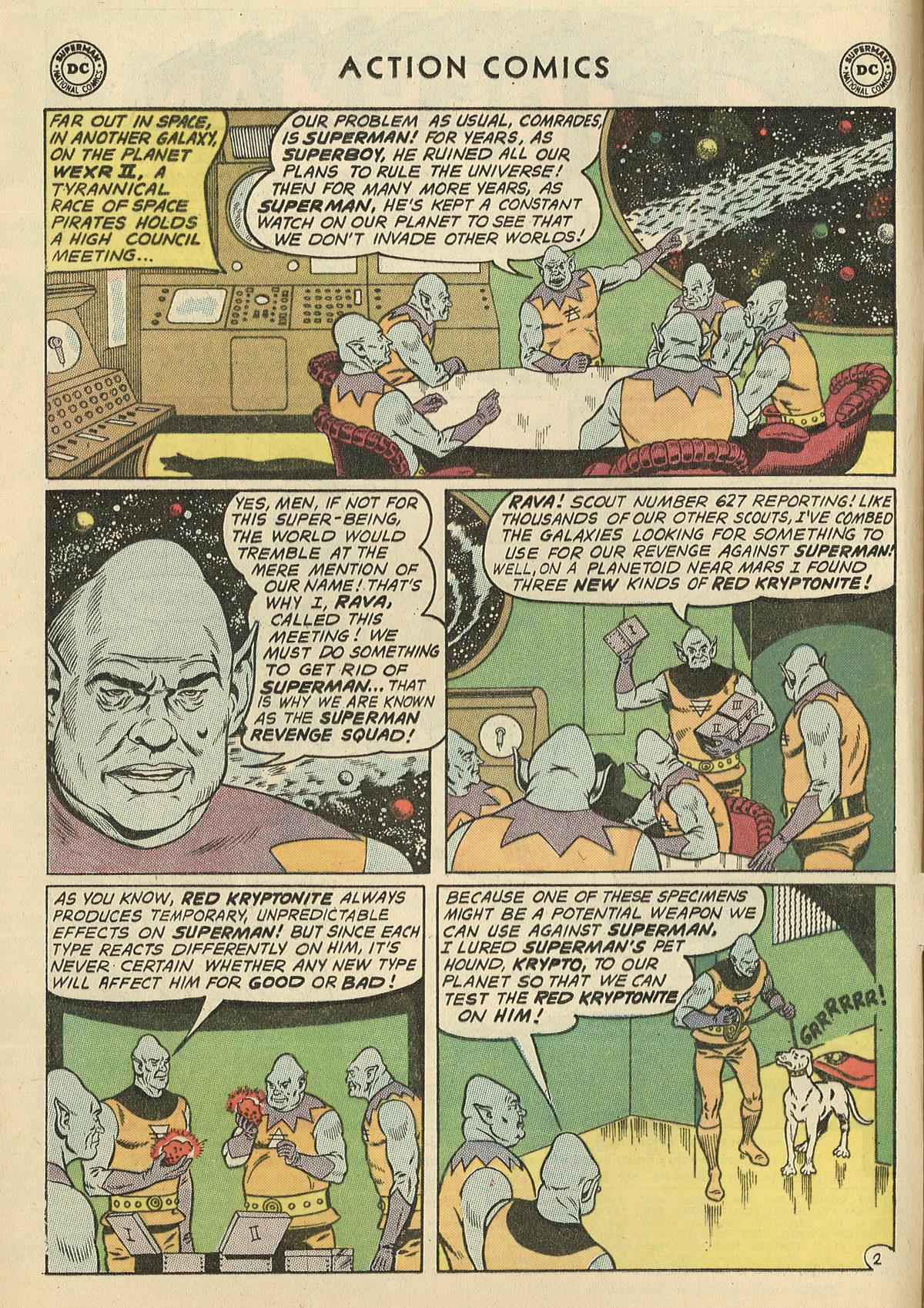 Read online Action Comics (1938) comic -  Issue #286 - 4