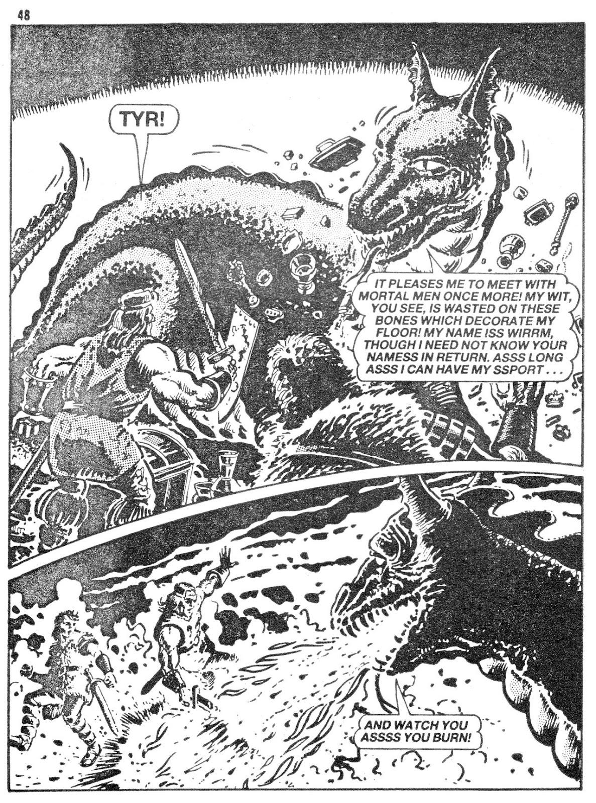 Starblazer issue 209 - Page 49