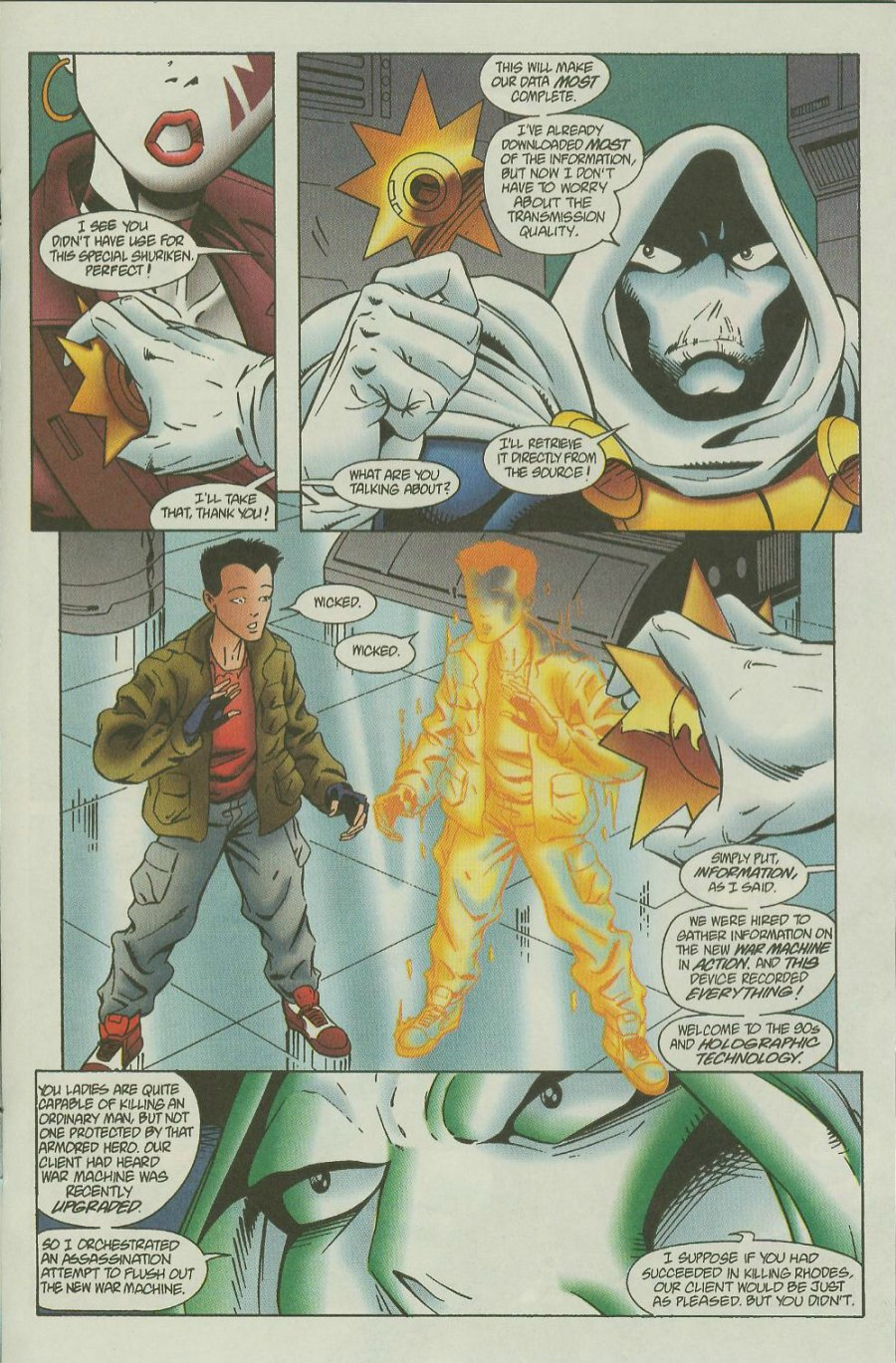 Read online Siren comic -  Issue #2 - 13