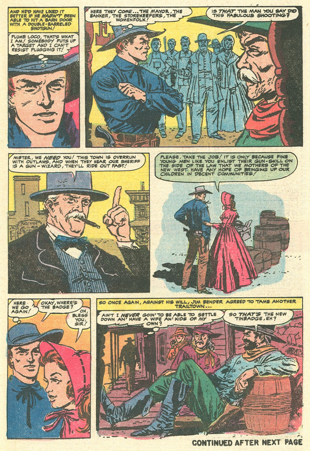 Kid Colt Outlaw issue 151 - Page 21