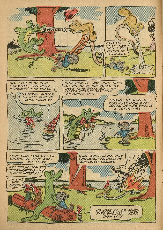 Read online Animal Comics comic -  Issue #24 - 12