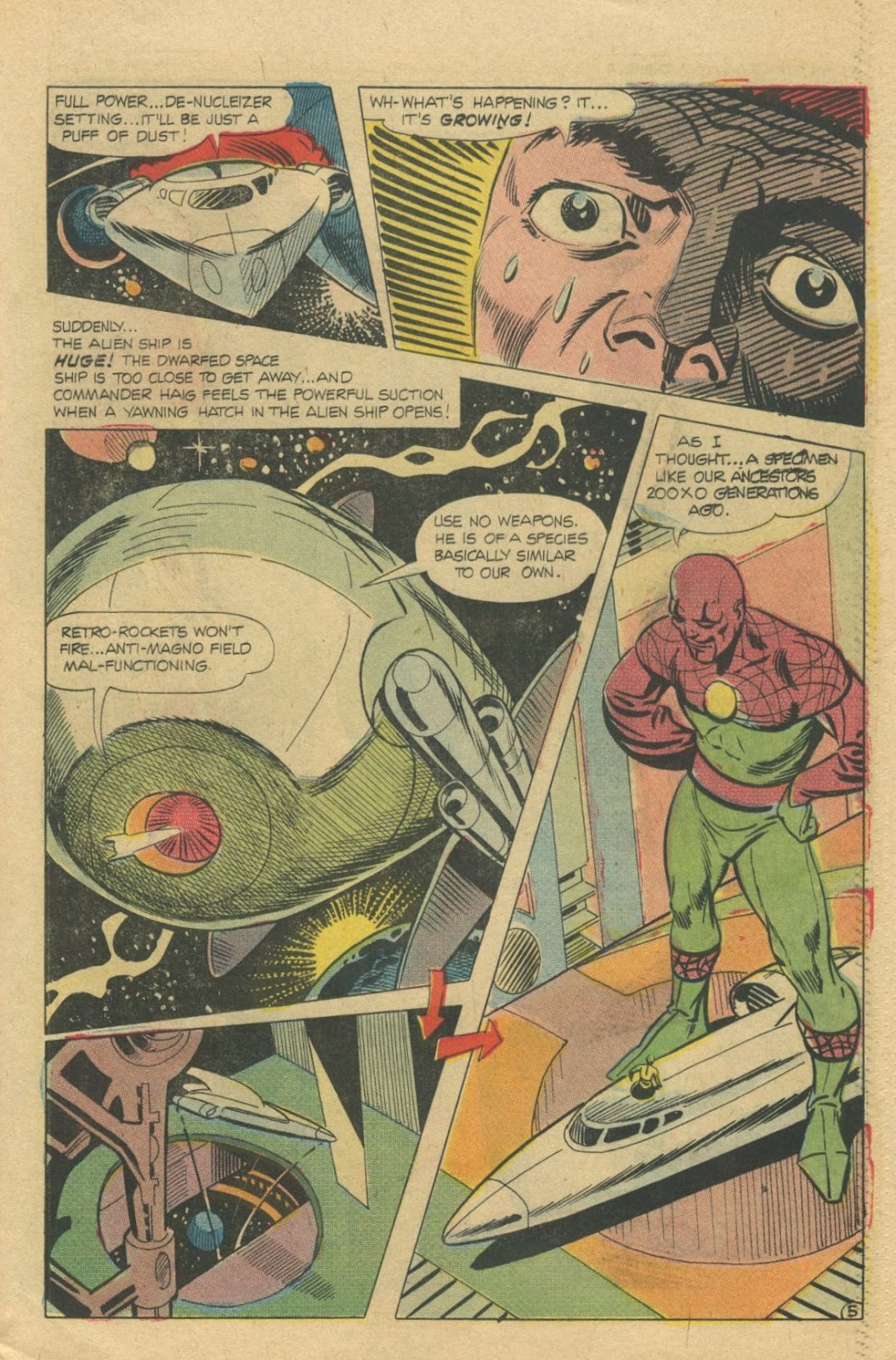 Space Adventures (1968) issue 8 - Page 27