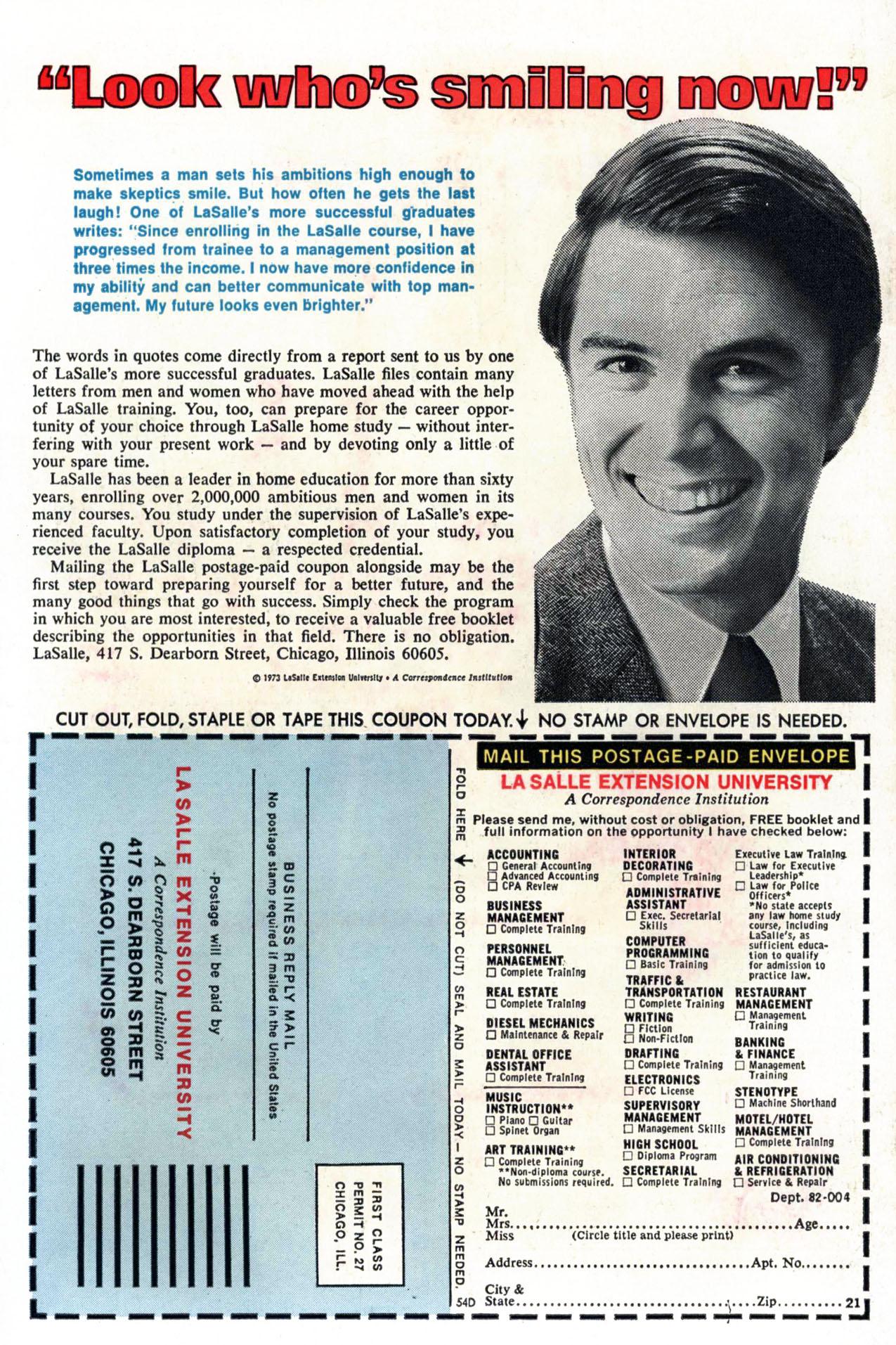 Read online Amazing Adventures (1970) comic -  Issue #39 - 35