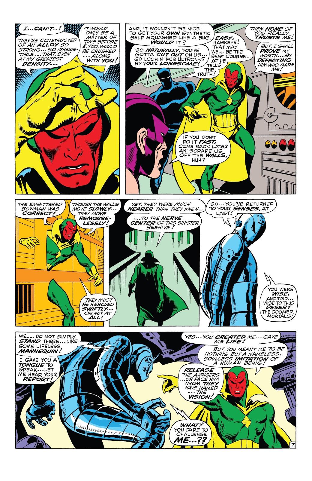 Read online Marvel Tales: Avengers comic -  Issue # Full - 43
