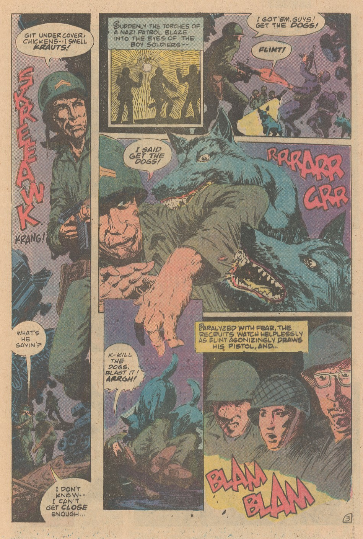 Read online Sgt. Rock comic -  Issue #356 - 19