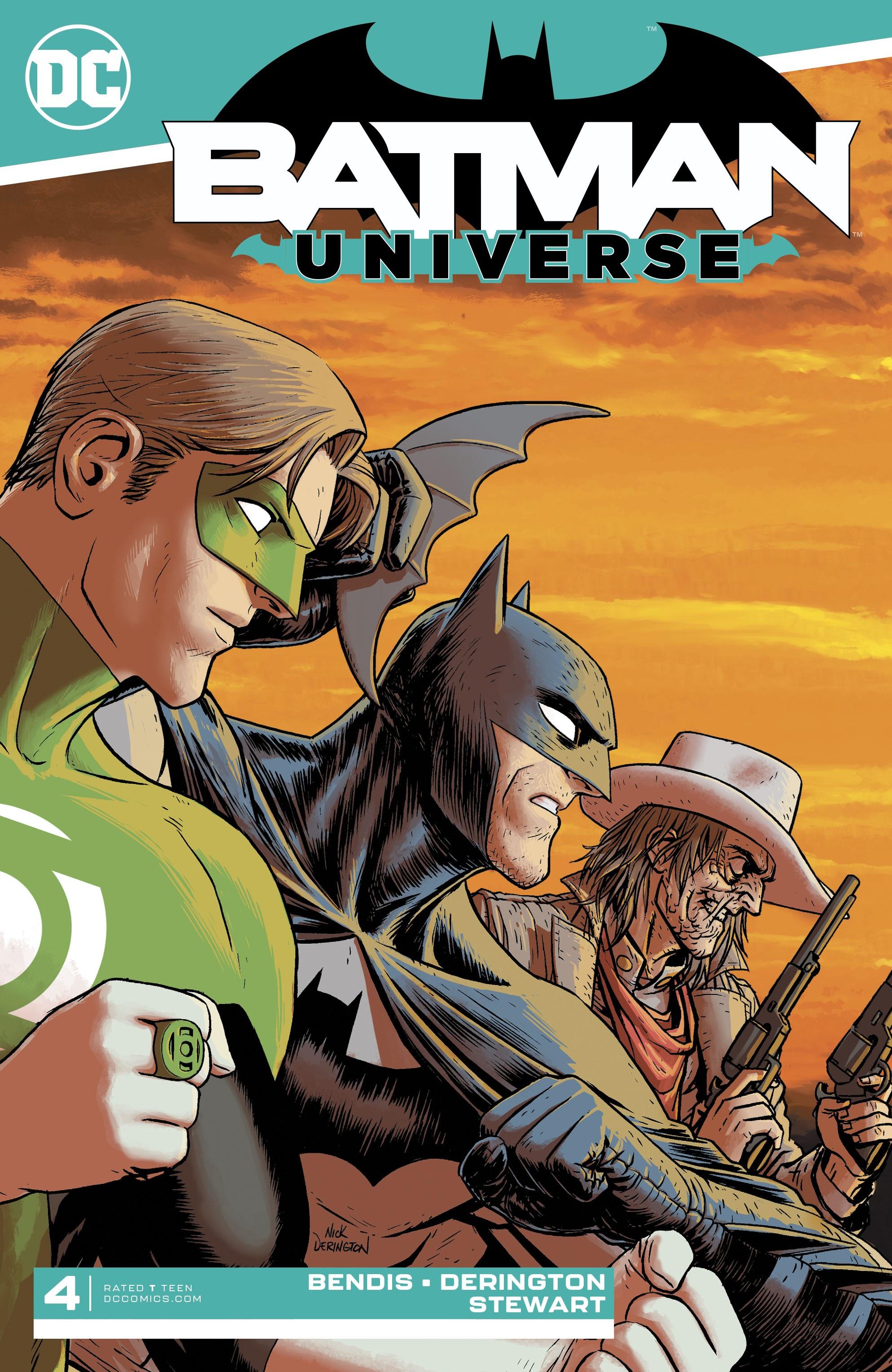 Batman: Universe 4 Page 1