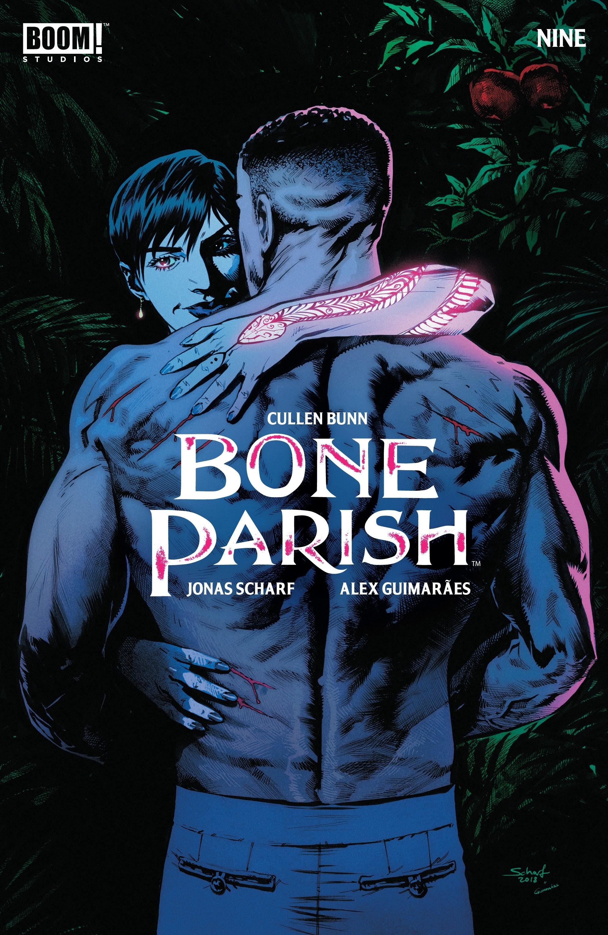 Bone Parish Issue 9