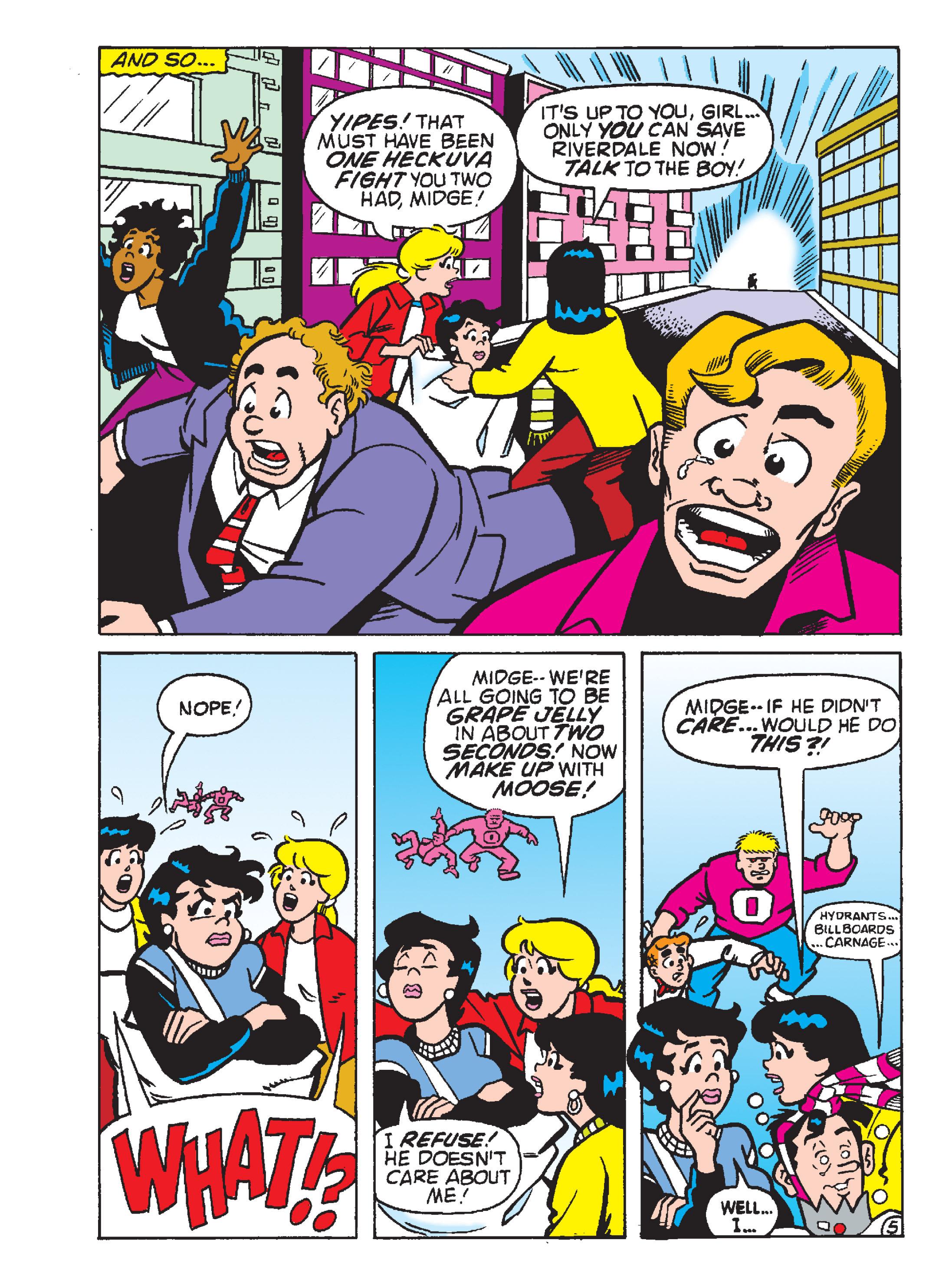 Read online Archie 1000 Page Comics Blowout! comic -  Issue # TPB (Part 1) - 33