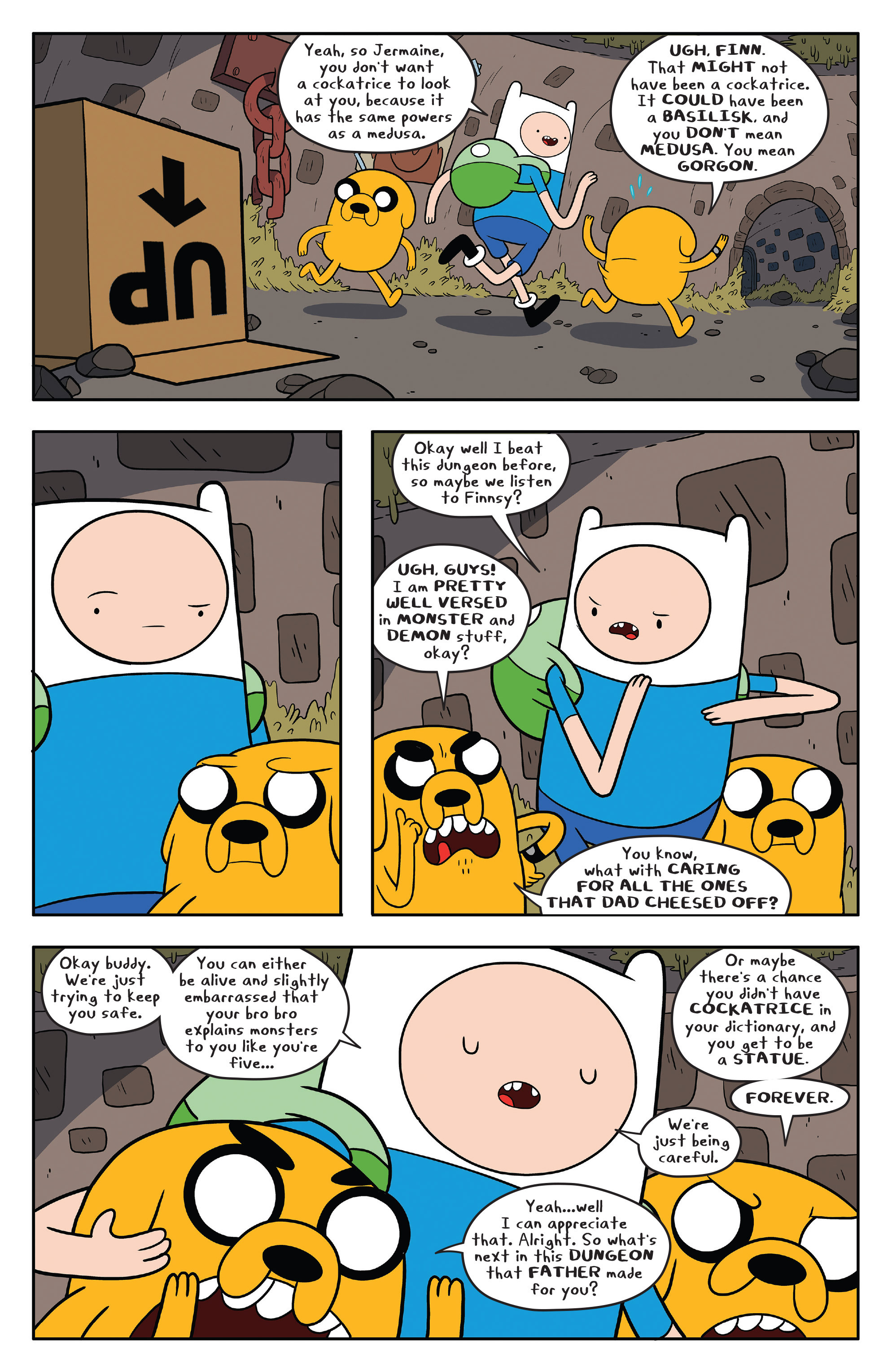 Read online Adventure Time comic -  Issue #58 - 5