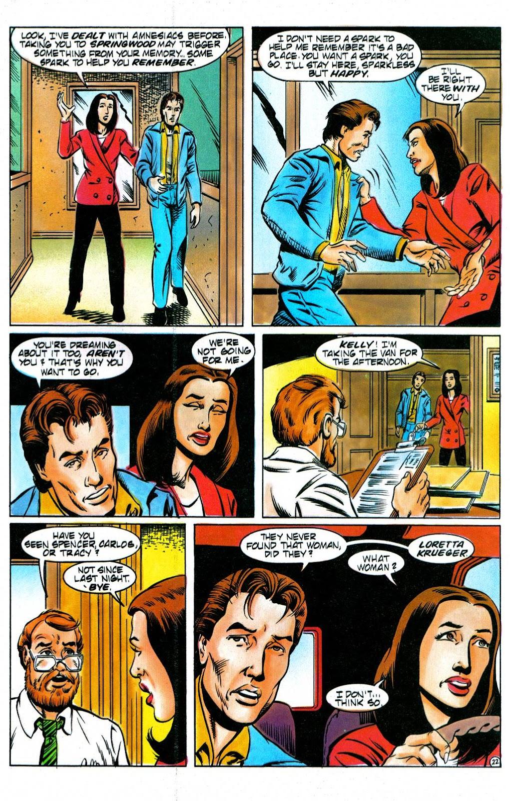 Read online Freddy's Dead: The Final Nightmare comic -  Issue #1 - 26