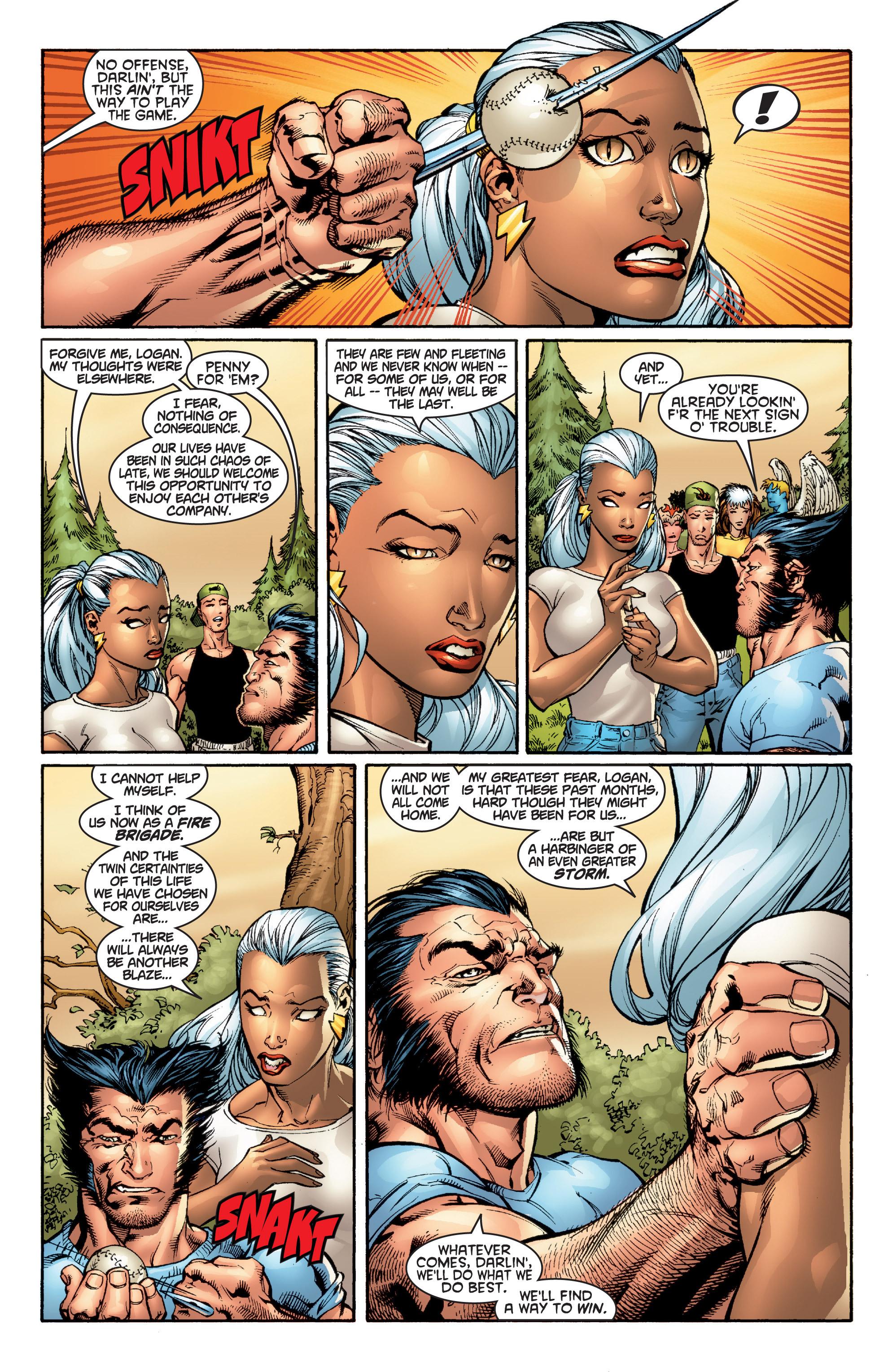 Read online Uncanny X-Men (1963) comic -  Issue #379 - 7