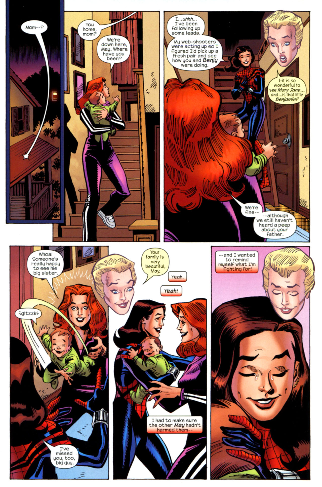 Read online Amazing Spider-Girl comic -  Issue #28 - 10