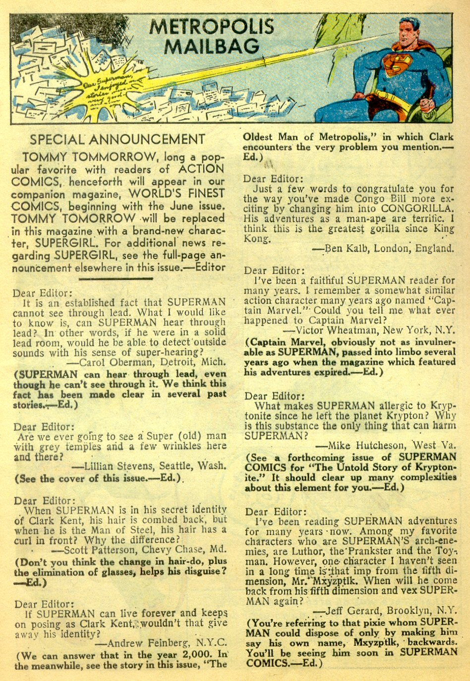 Read online Action Comics (1938) comic -  Issue #251 - 24