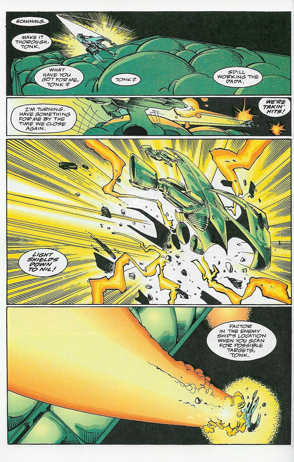 Alien Legion: On the Edge issue 2 - Page 41