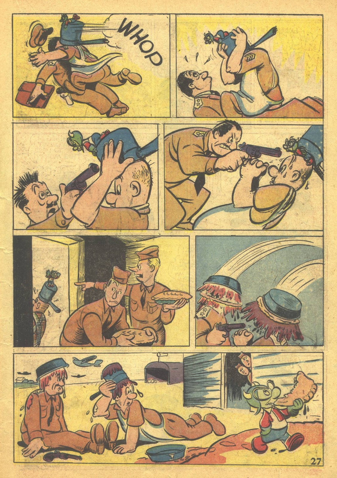 Walt Disney's Comics and Stories issue 41 - Page 29