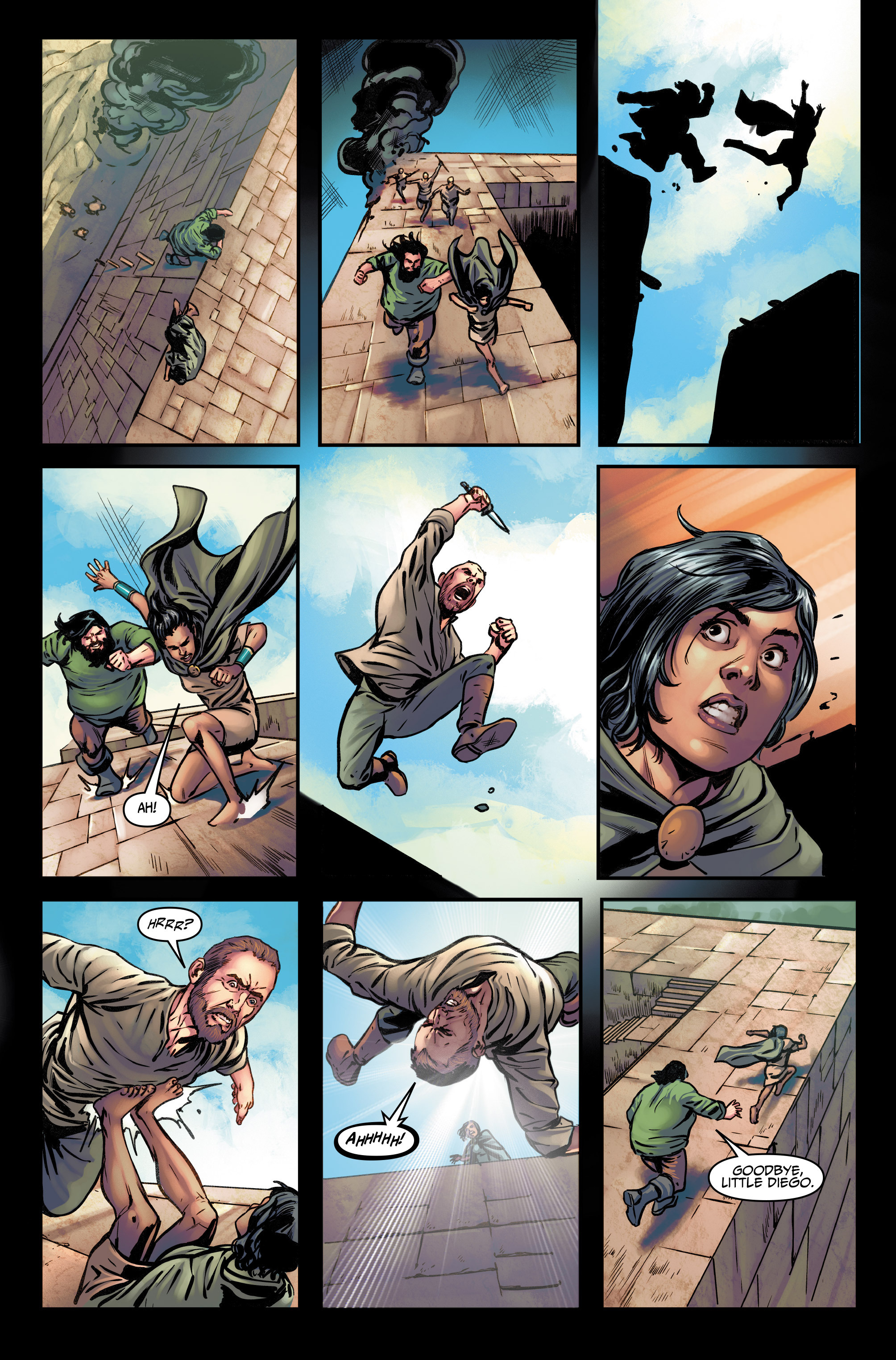 Read online Assassin's Creed (2015) comic -  Issue #8 - 7
