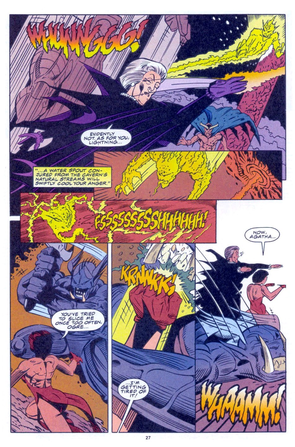 Scarlet Witch (1994) Issue #3 #3 - English 22