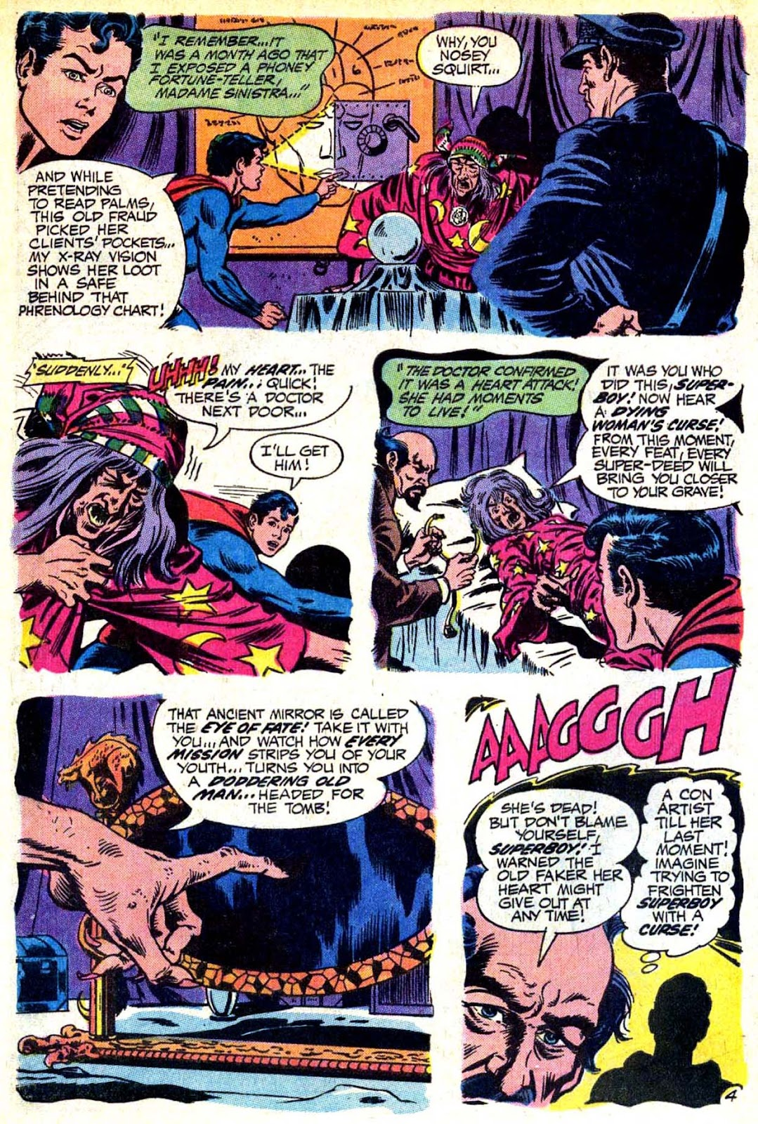 Superboy (1949) issue 184 - Page 4