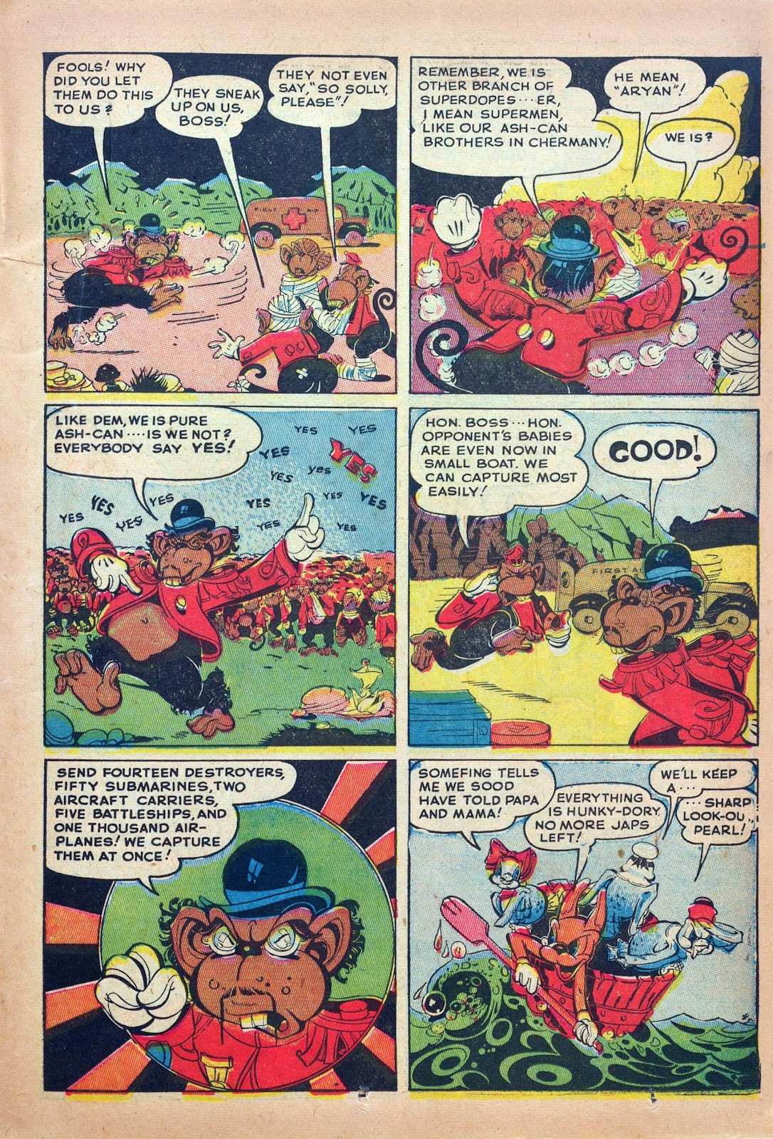 Krazy Komics issue 6 - Page 33