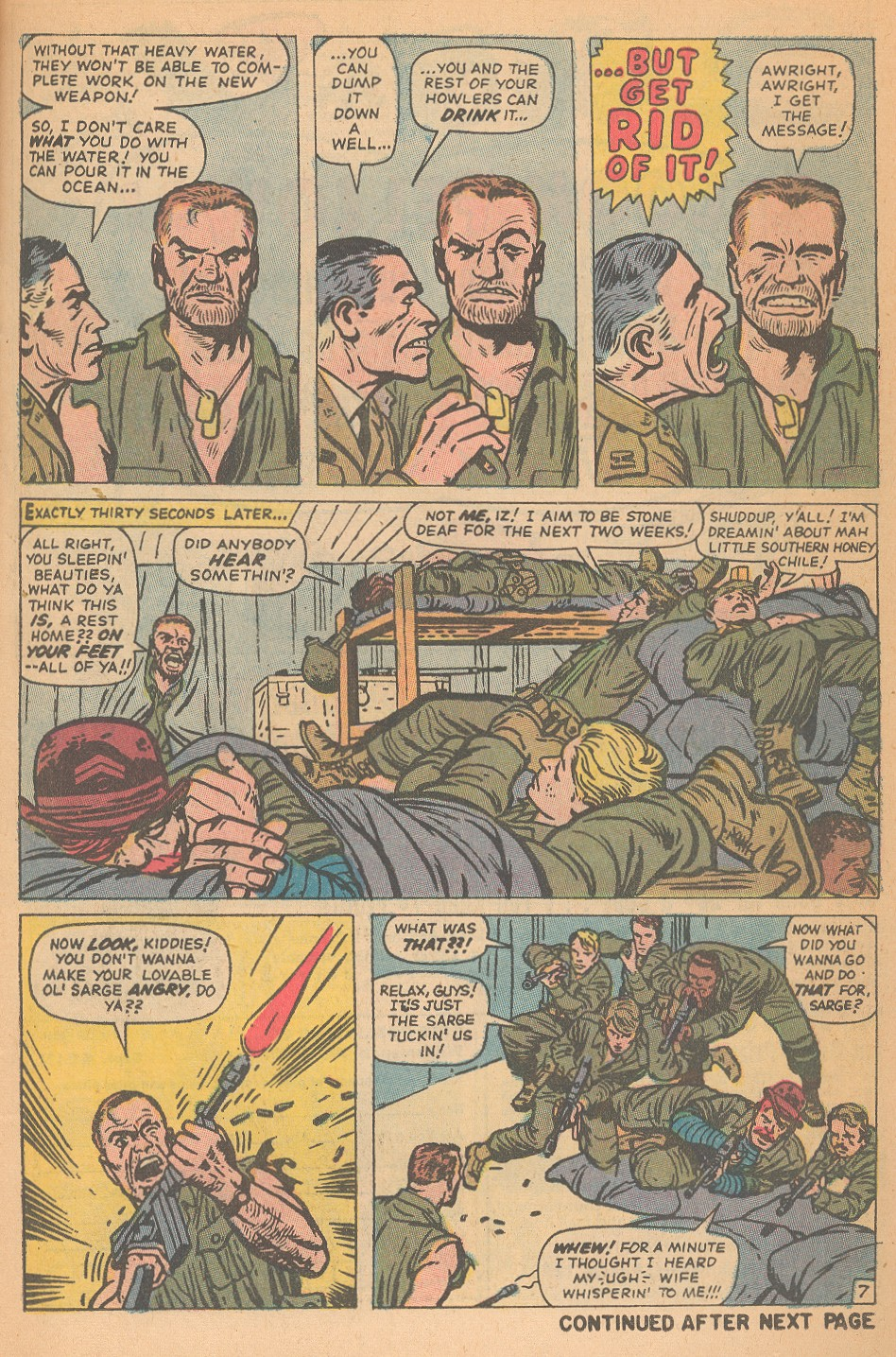 Read online Sgt. Fury comic -  Issue #95 - 11