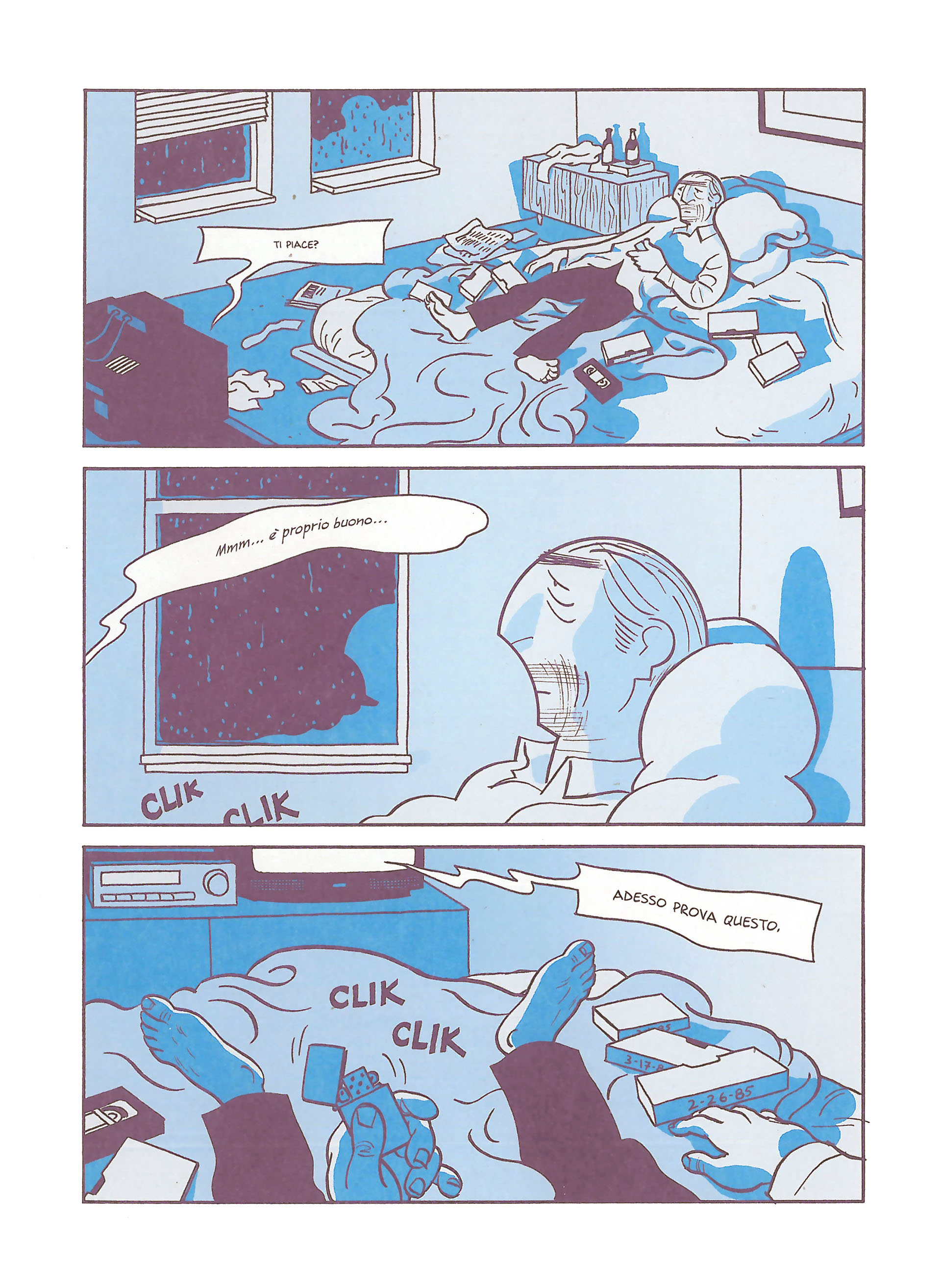 Read online Asterios Polyp comic -  Issue #Asterios Polyp TPB - 15