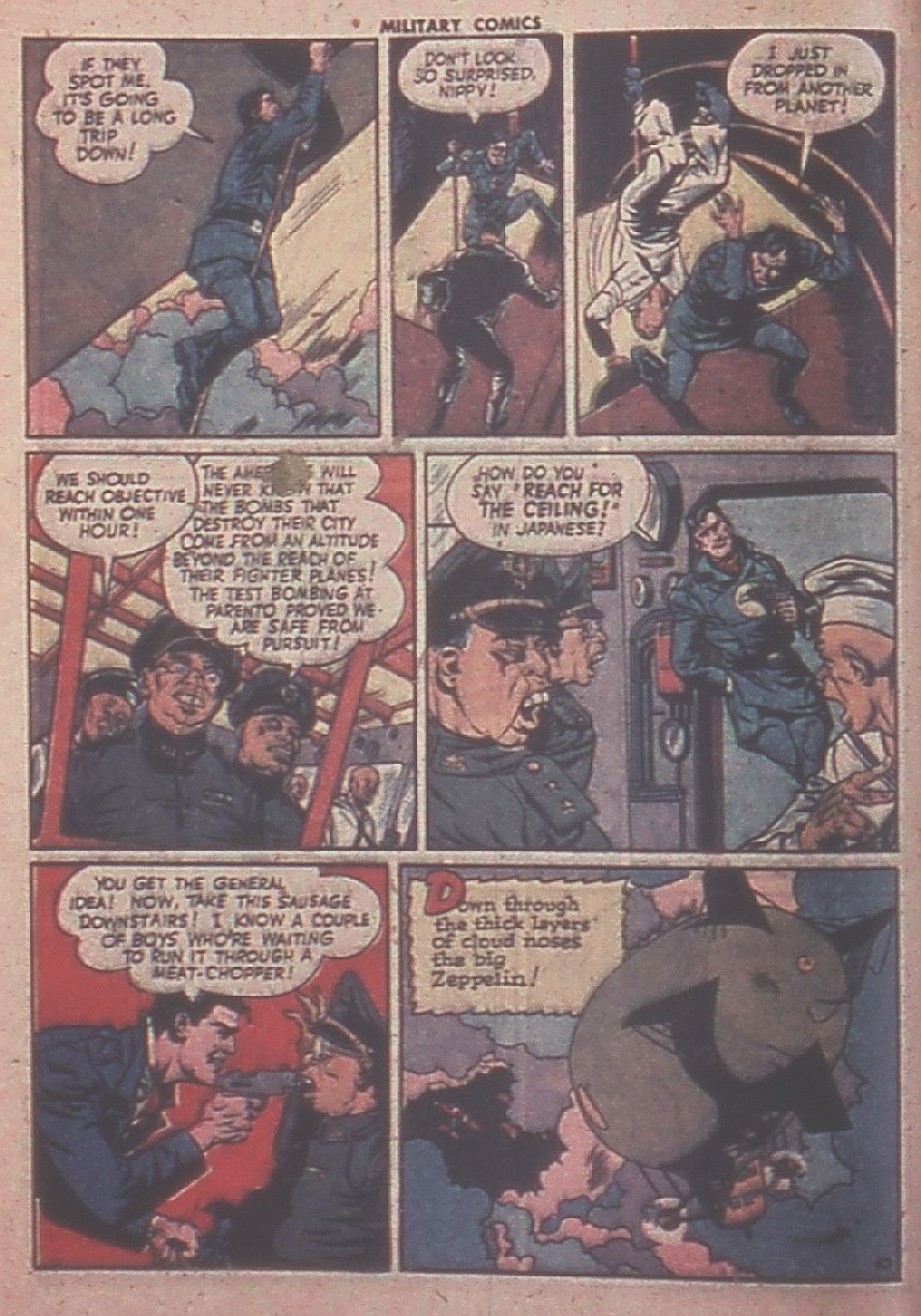 Military Comics issue 31 - Page 12