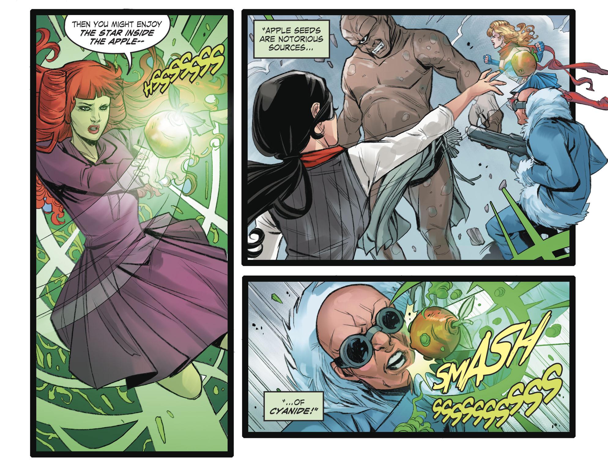 Read online DC Comics: Bombshells comic -  Issue #93 - 11