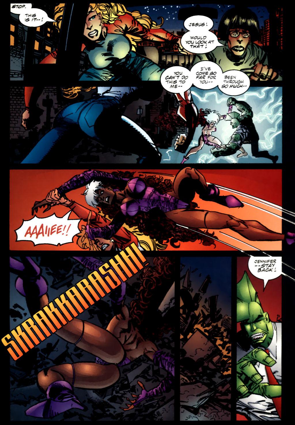 The Savage Dragon (1993) Issue #61 #64 - English 18