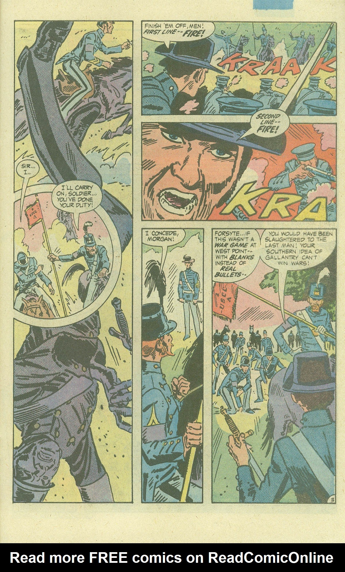 Read online Sgt. Rock comic -  Issue #386 - 20