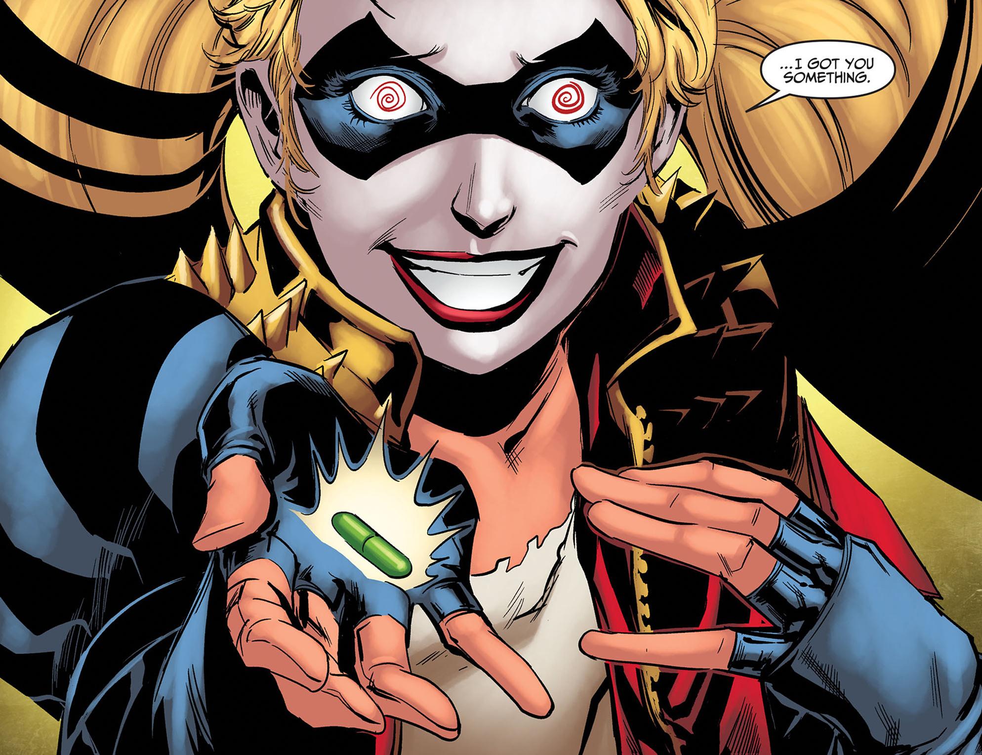 Read online Injustice: Ground Zero comic -  Issue #8 - 9