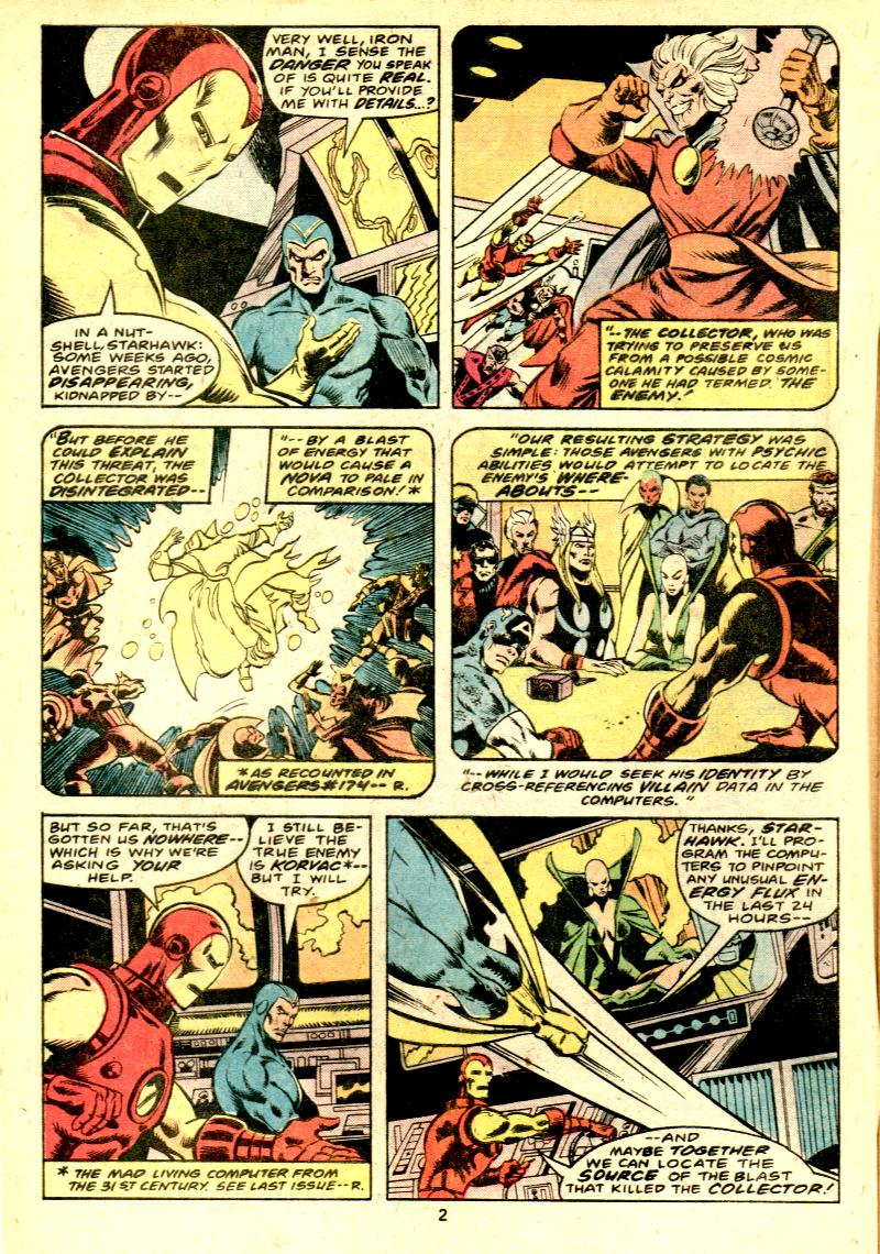 The Avengers (1963) 176 Page 2