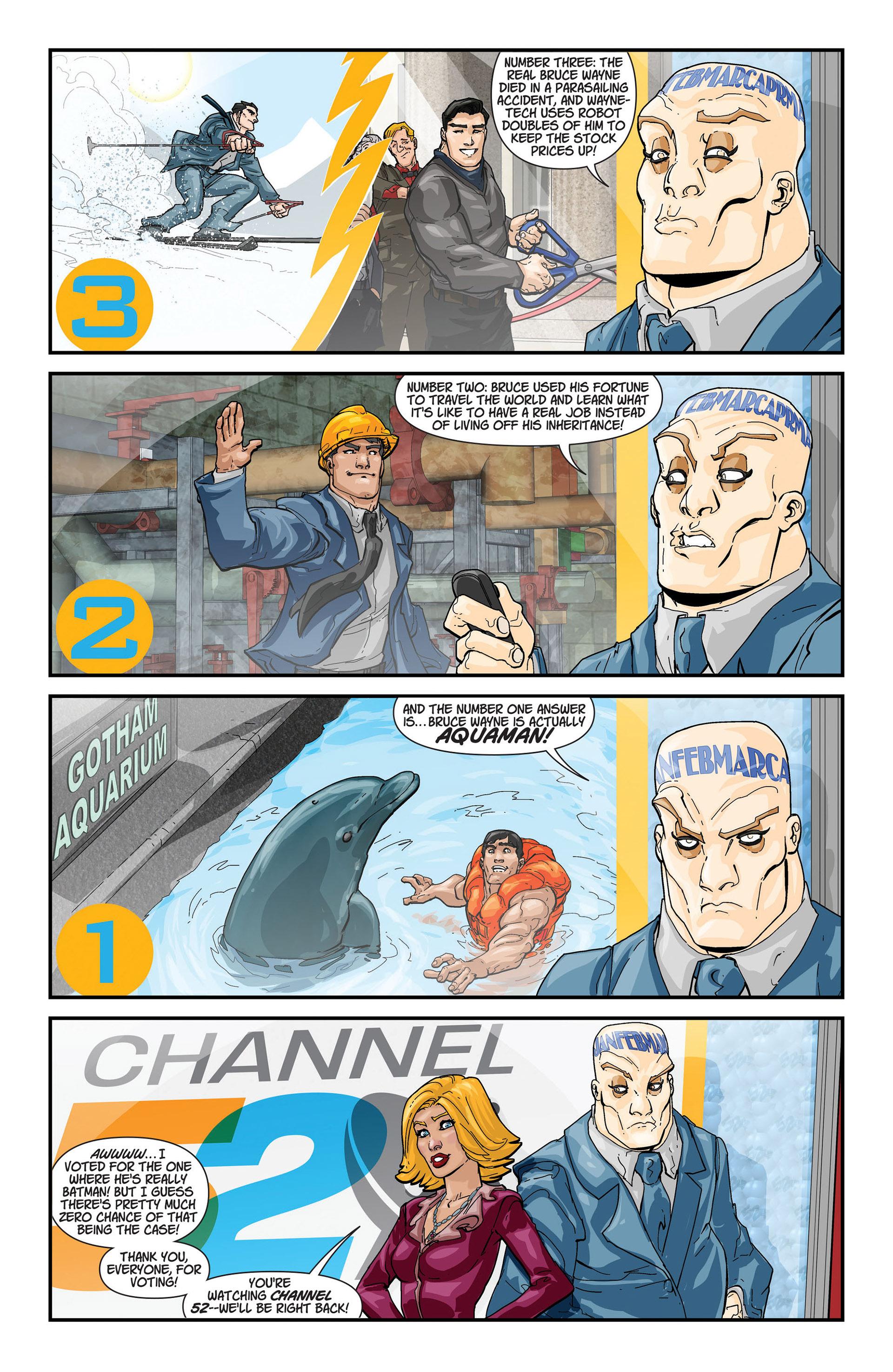 Read online Animal Man (2011) comic -  Issue #21 - 20