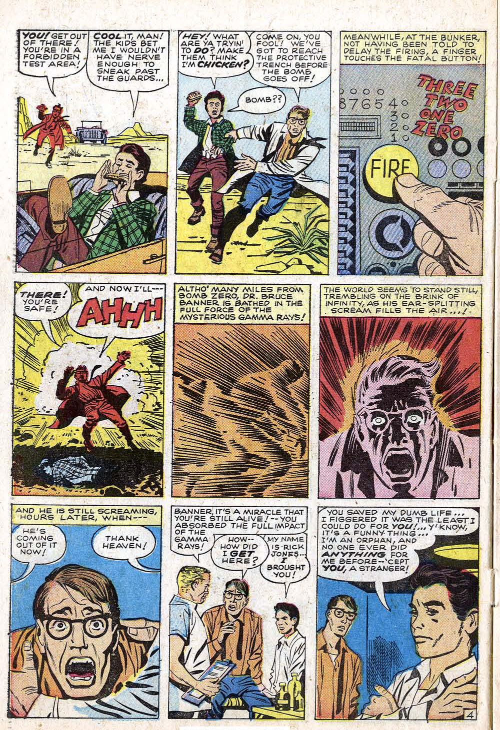 The Incredible Hulk (1962) issue 1 - Page 6