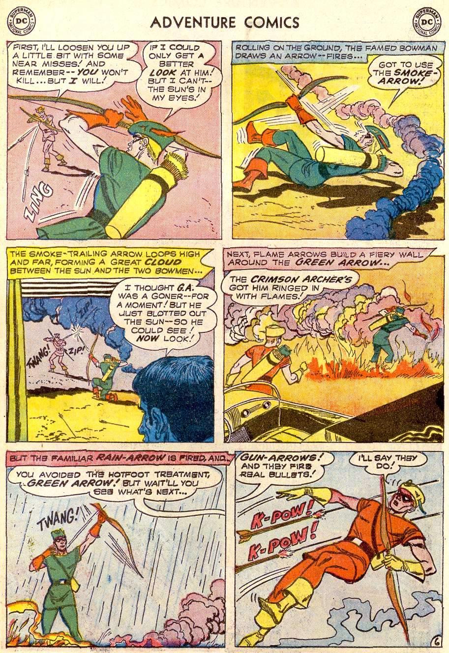 Read online Adventure Comics (1938) comic -  Issue #259 - 31