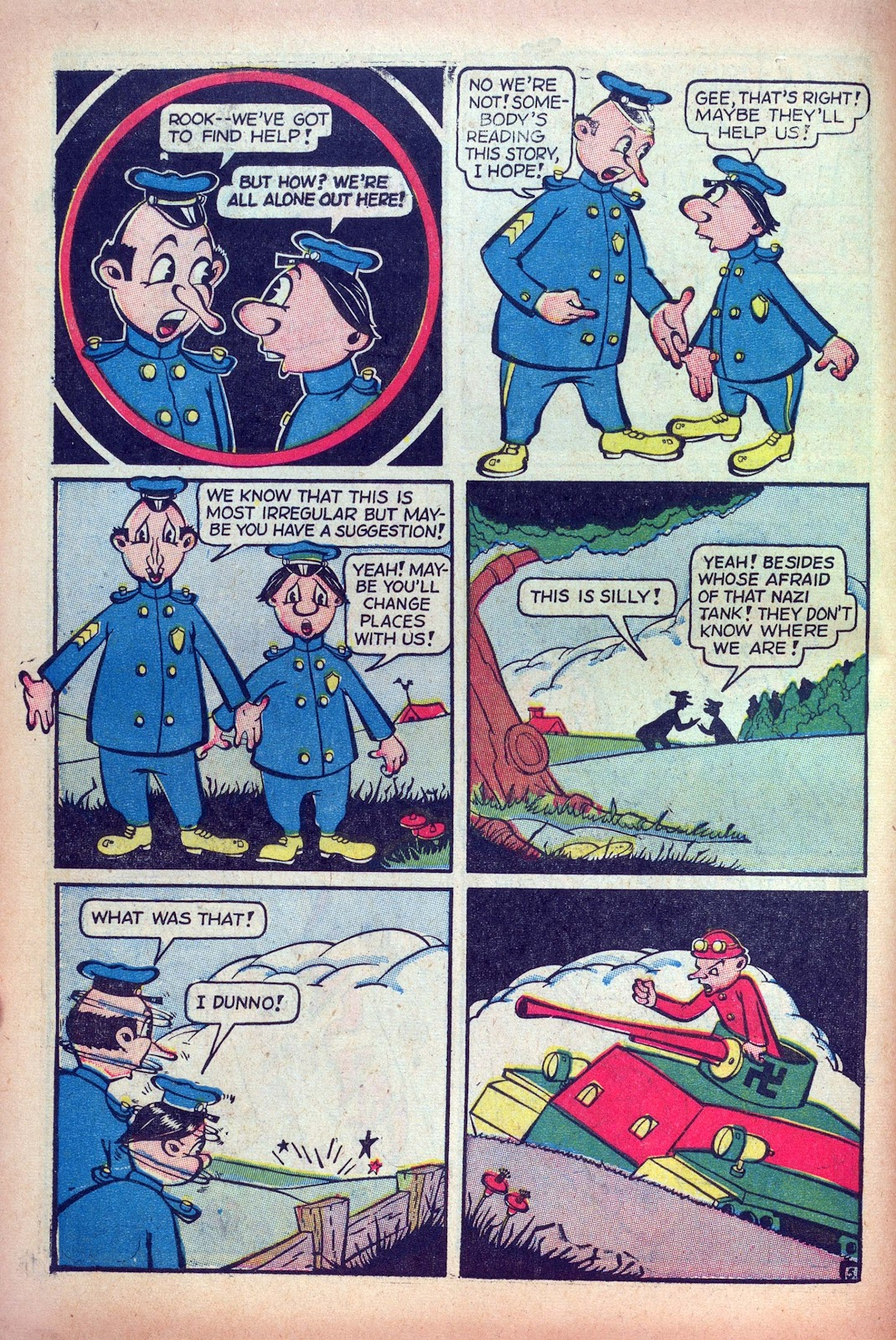 Read online Joker Comics comic -  Issue #9 - 18