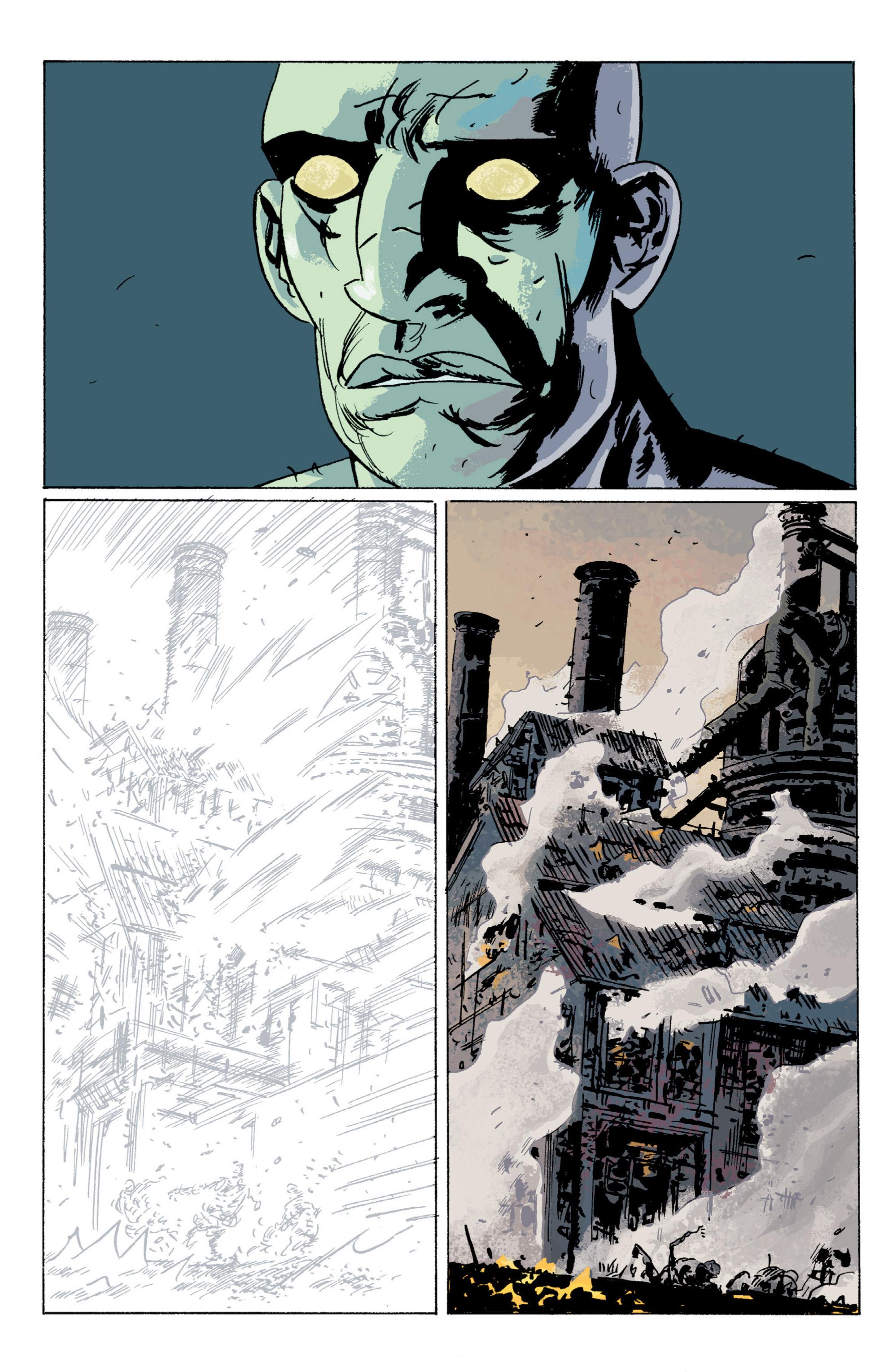 Read online B.P.R.D. (2003) comic -  Issue # TPB 5 - 81