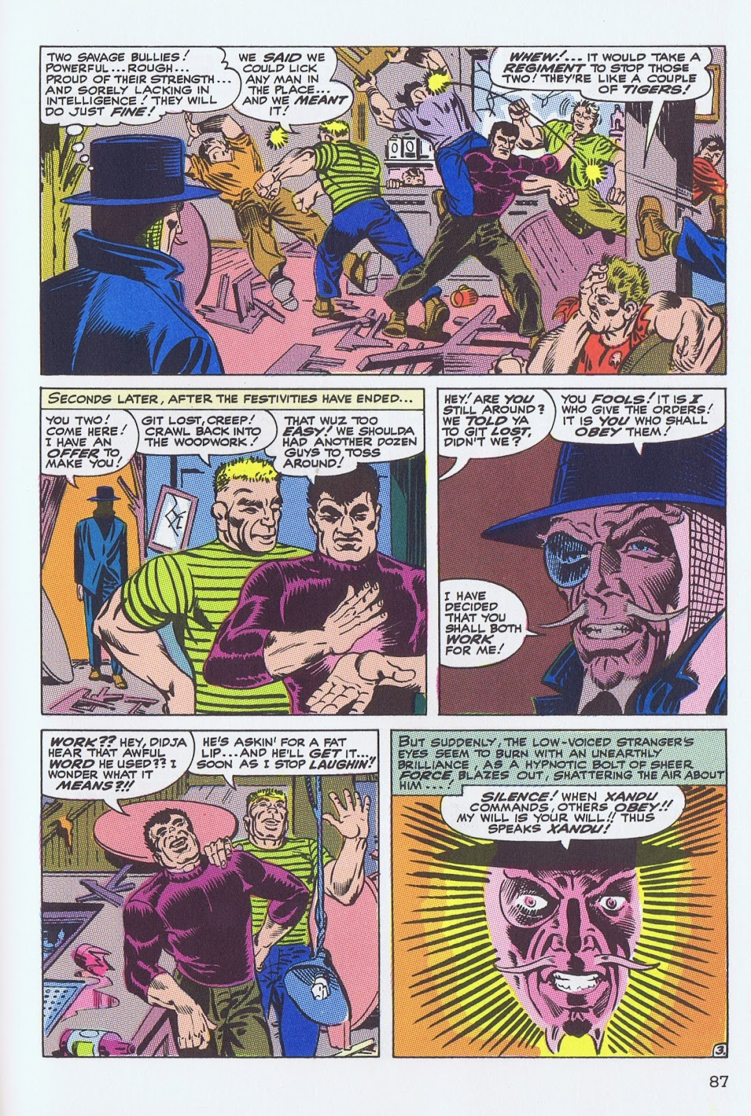 Doctor Strange: Master of the Mystic Arts issue TPB - Page 82