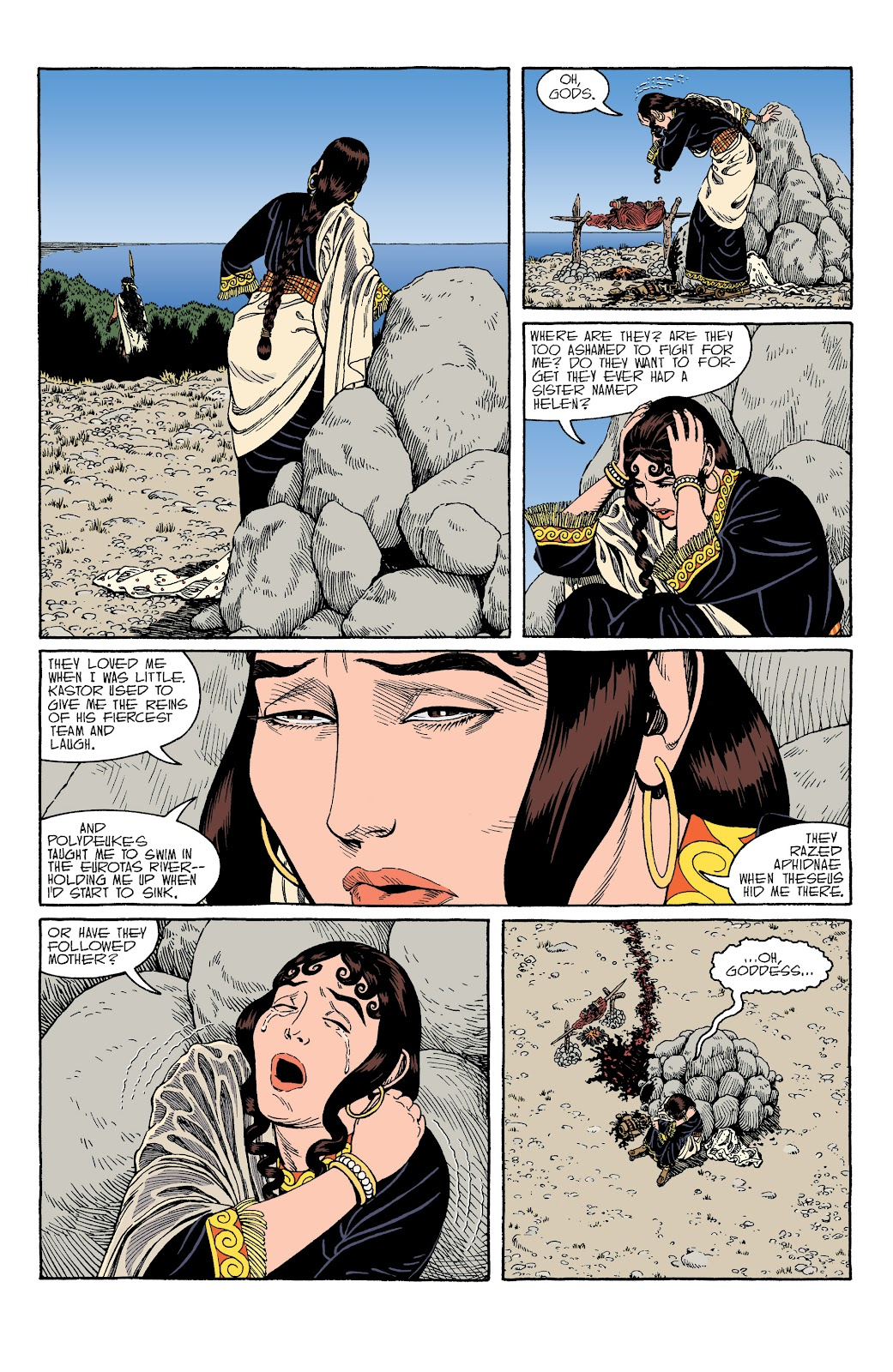 Read online Age of Bronze comic -  Issue #34 - 23