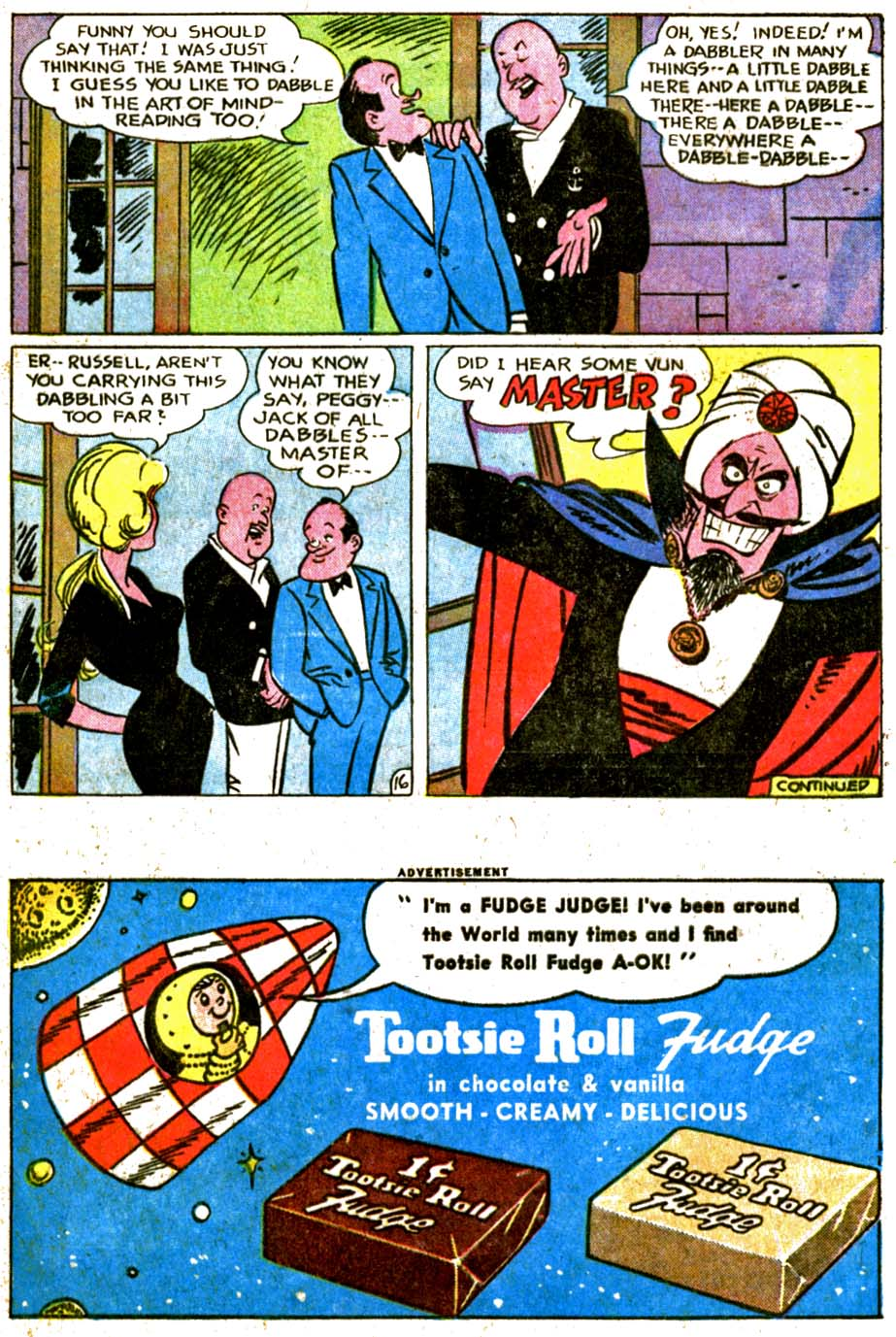 The Adventures of Bob Hope issue 77 - Page 21