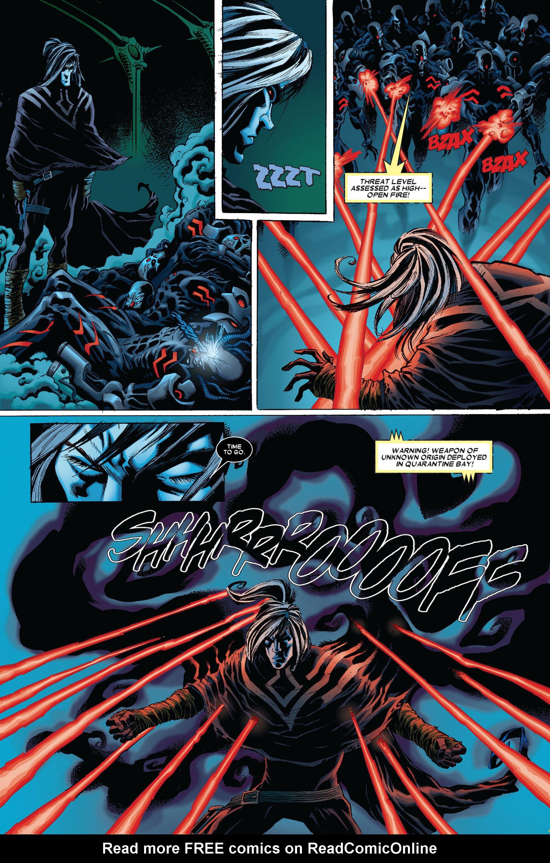Read online Annihilation: Conquest - Wraith comic -  Issue #1 - 8