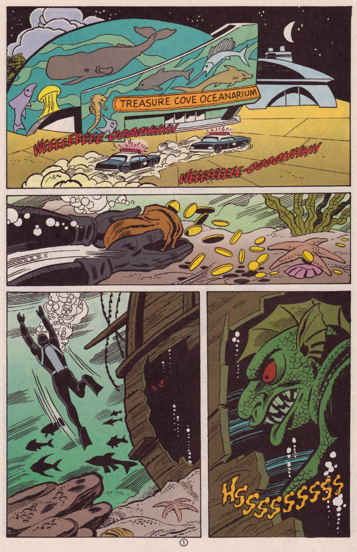 Read online Scooby-Doo (1997) comic -  Issue #29 - 12