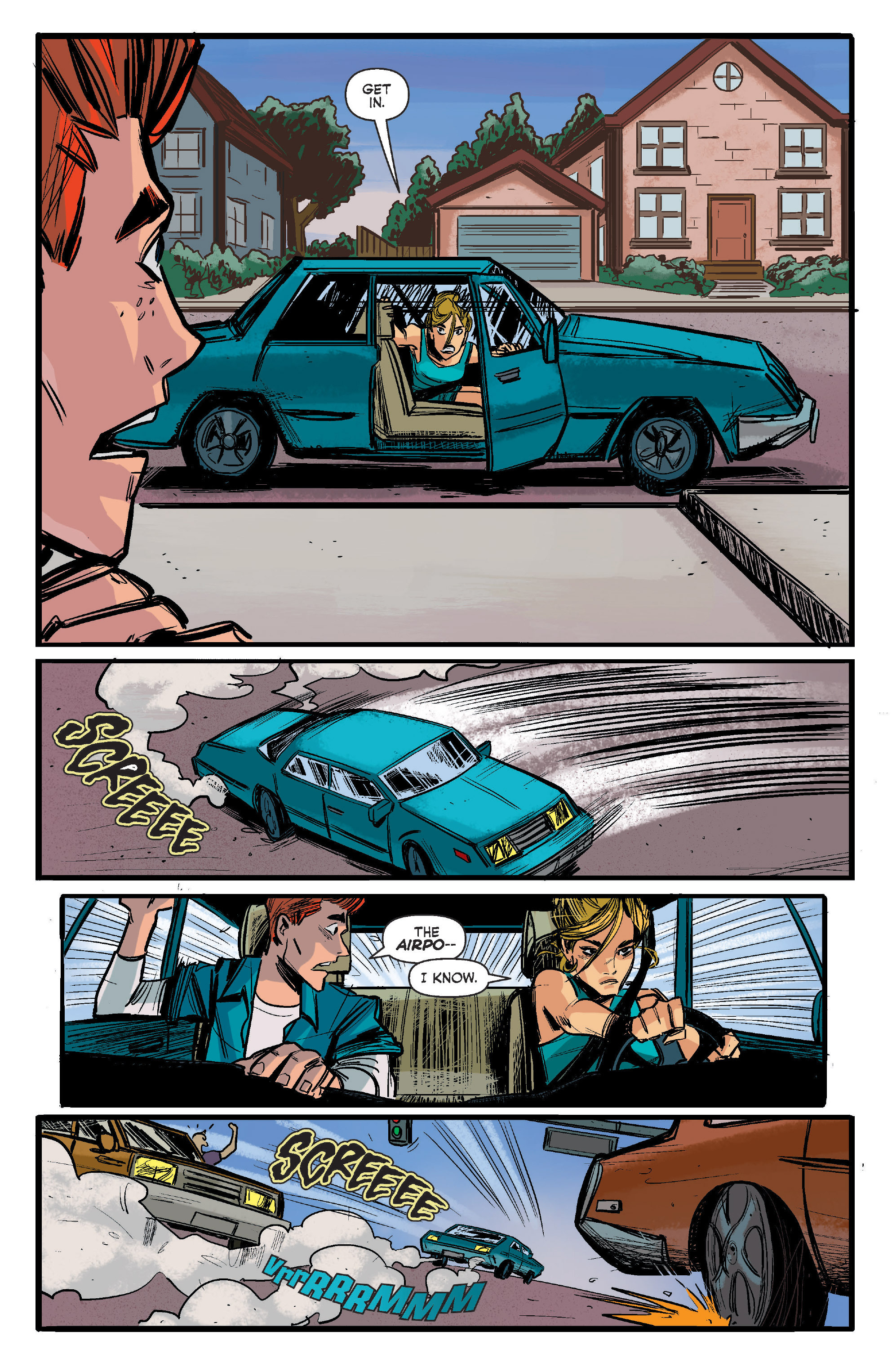 Read online Archie (2015) comic -  Issue #12 - 18