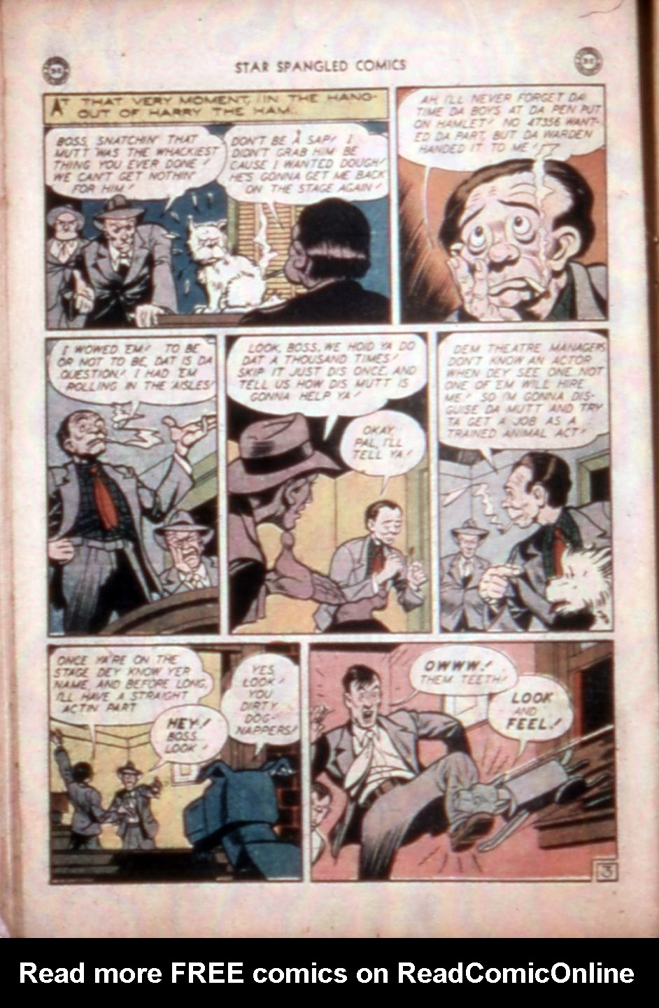 Star Spangled Comics (1941) issue 43 - Page 22