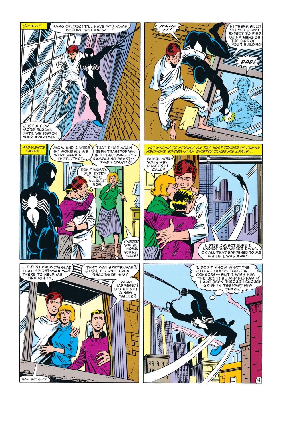 The Amazing Spider-Man (1963) 252 Page 9