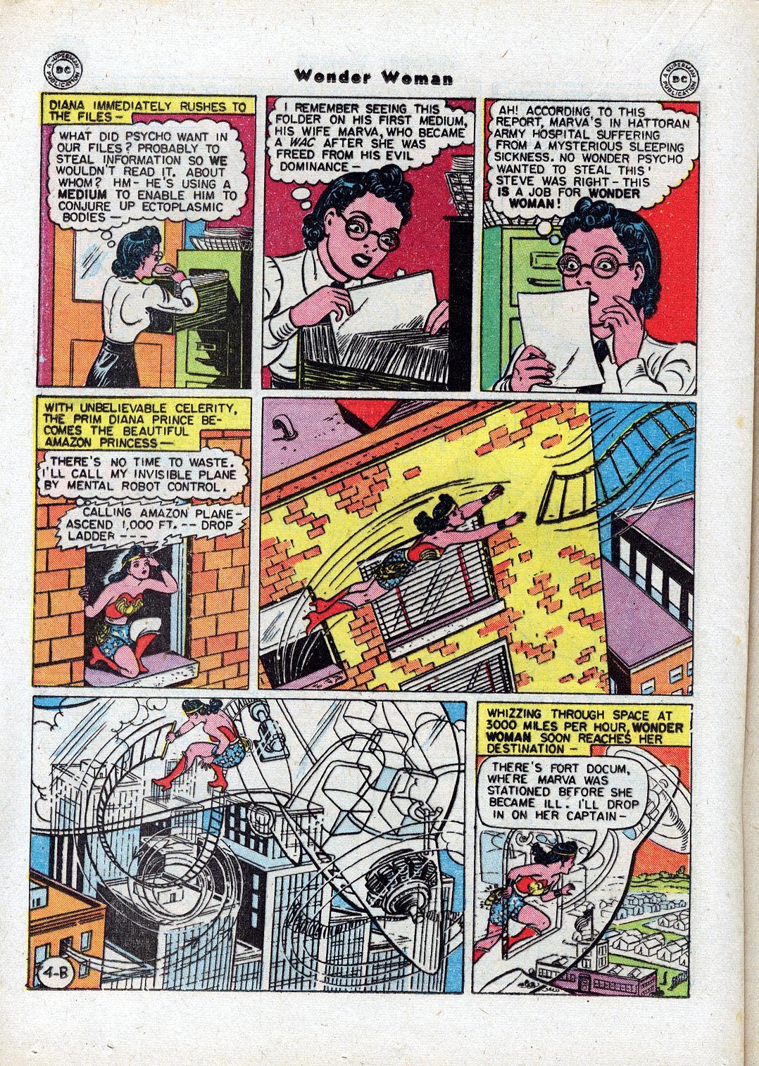 Read online Wonder Woman (1942) comic -  Issue #18 - 28