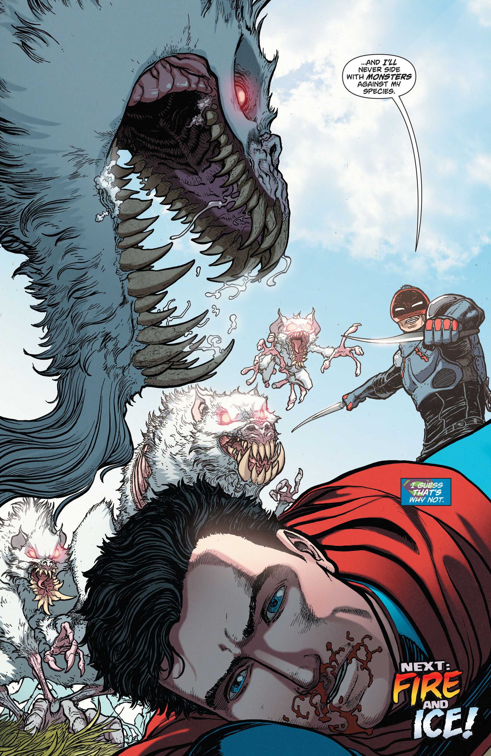 Read online Action Comics (2011) comic -  Issue #28 - 23
