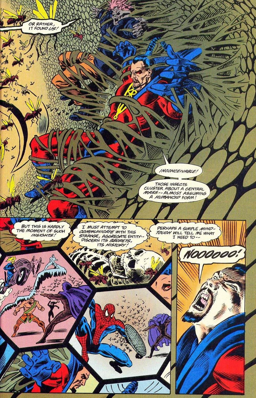 Read online Secret Defenders comic -  Issue #18 - 4