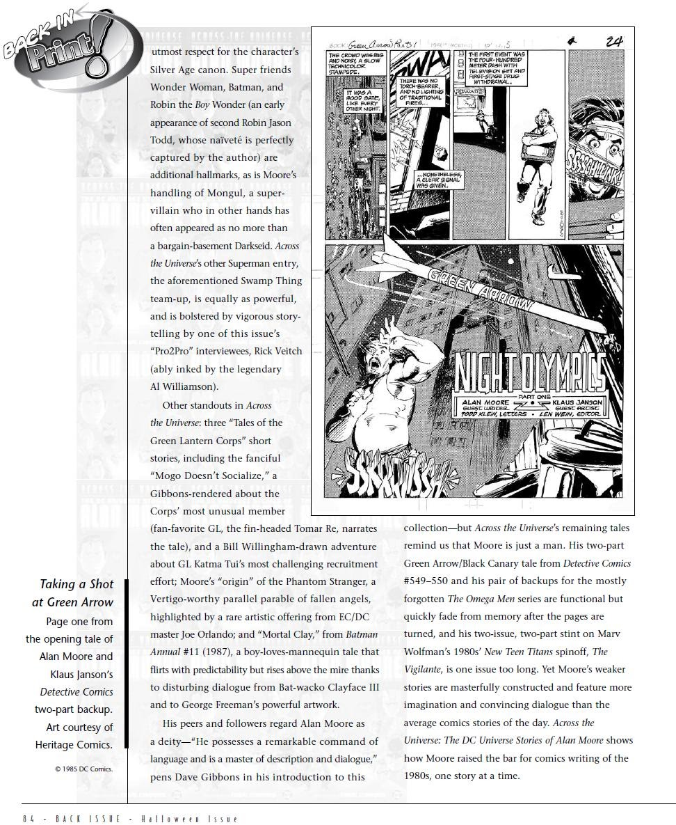 Back Issue issue 6 - Page 85