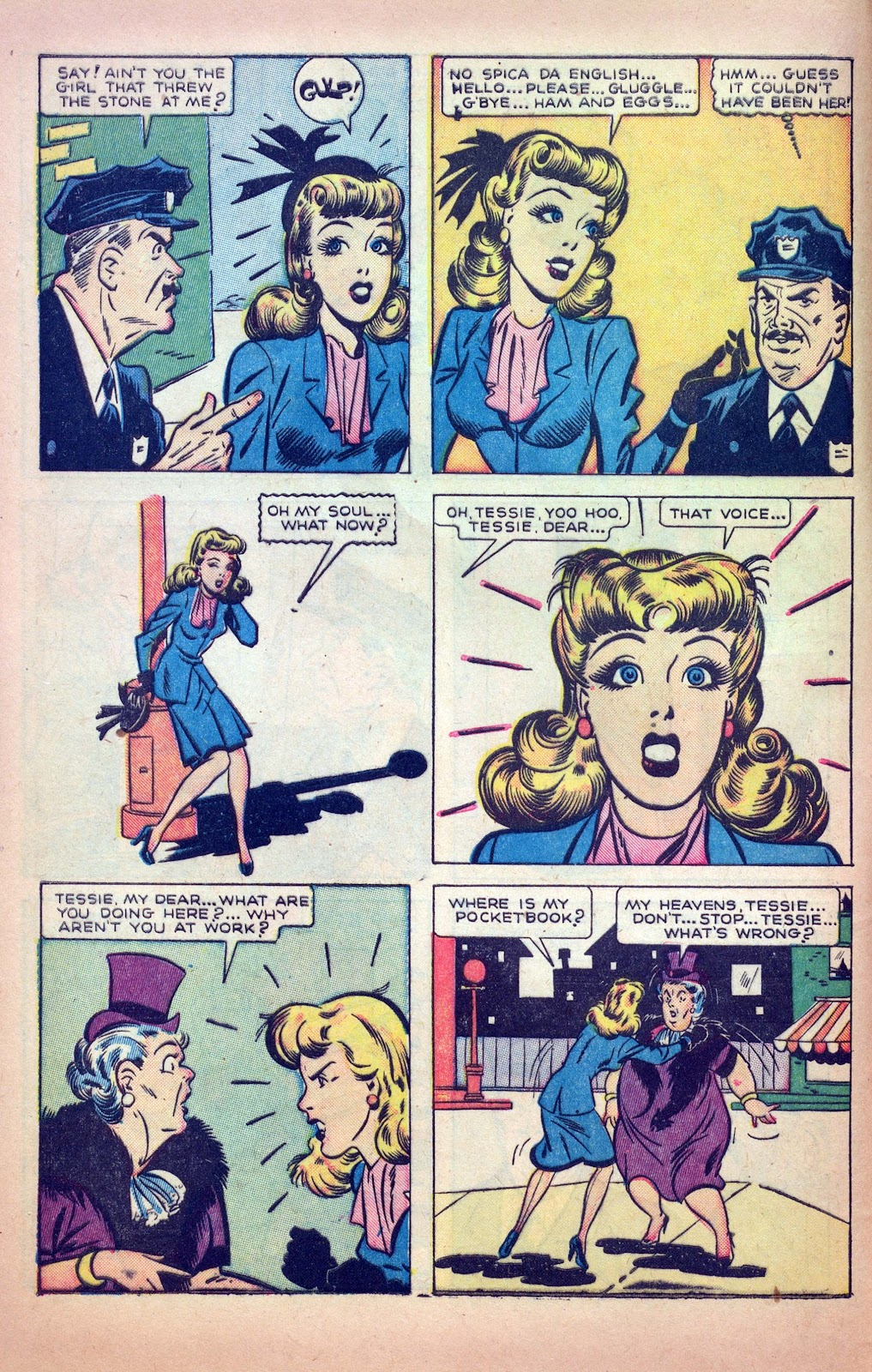 Read online Joker Comics comic -  Issue #20 - 8